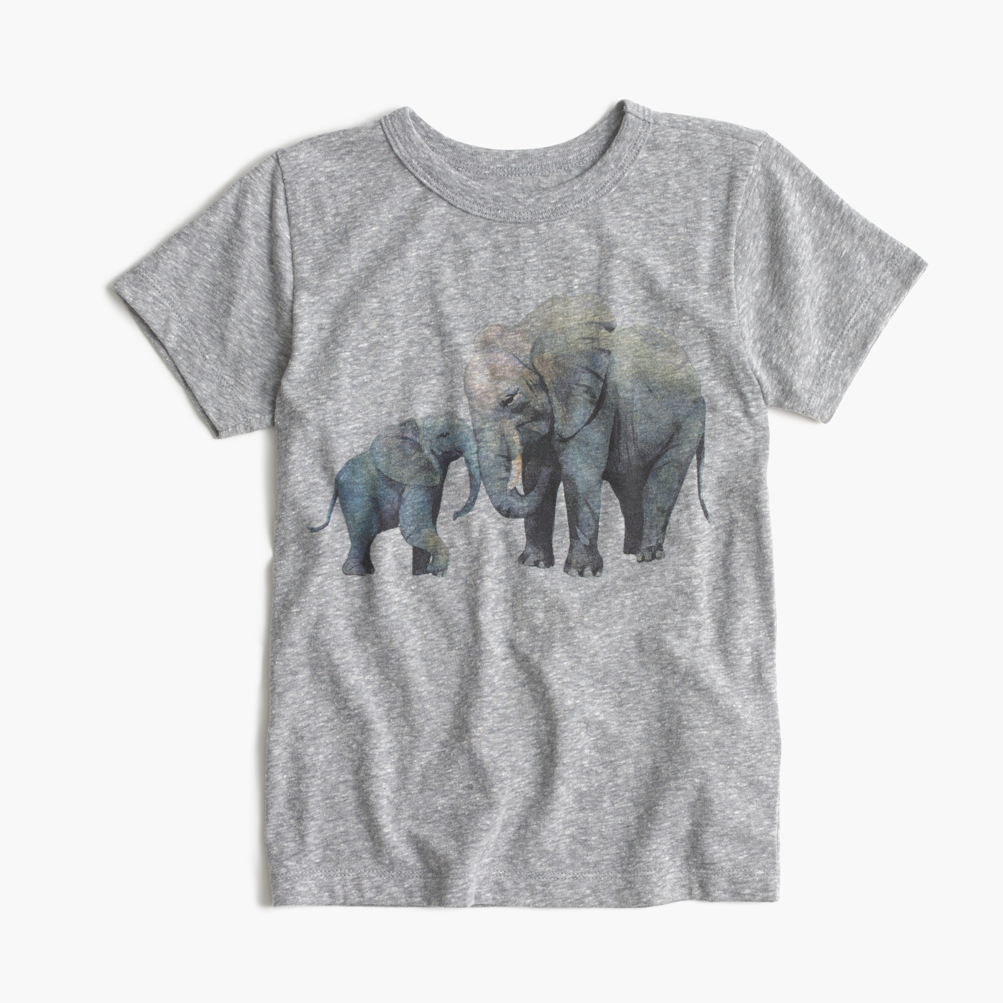 boys Kids' crewcuts for David Sheldrick Wildlife Trust elephant T-shirt