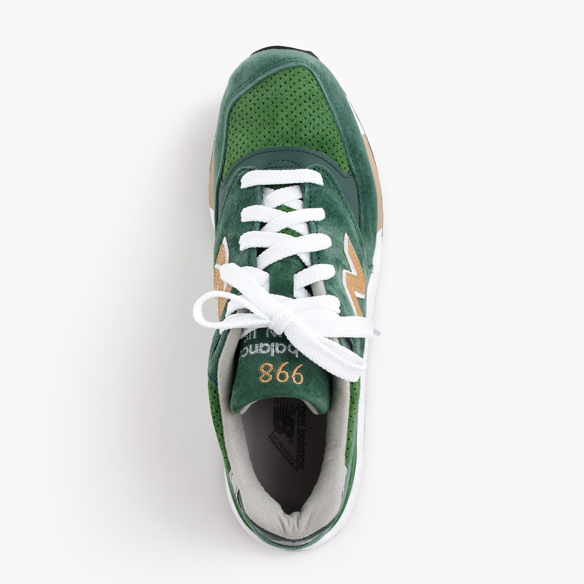 New Balance® for J.Crew 998 Greenback sneakers