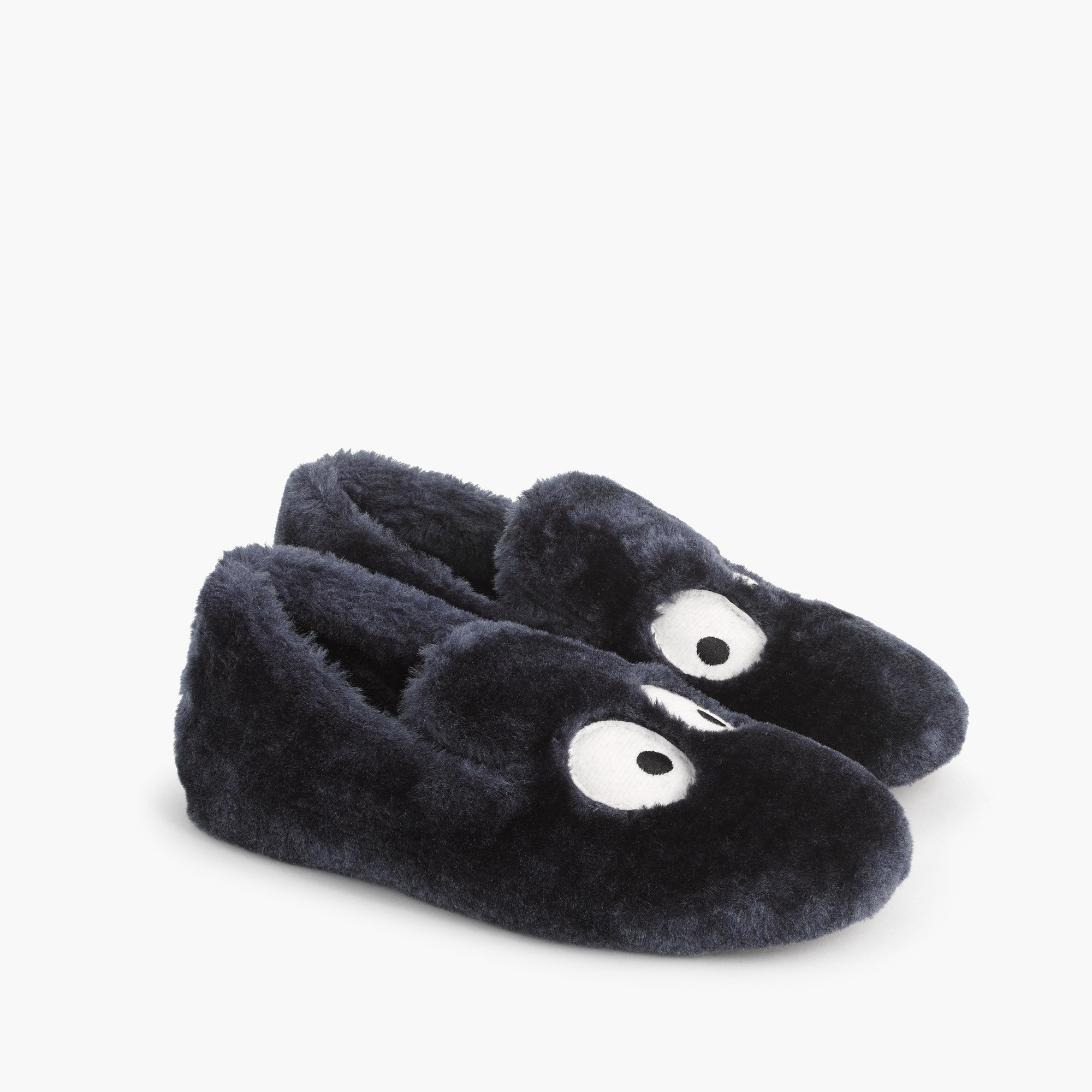 Boys' Max the Monster furry slippers boy new arrivals c