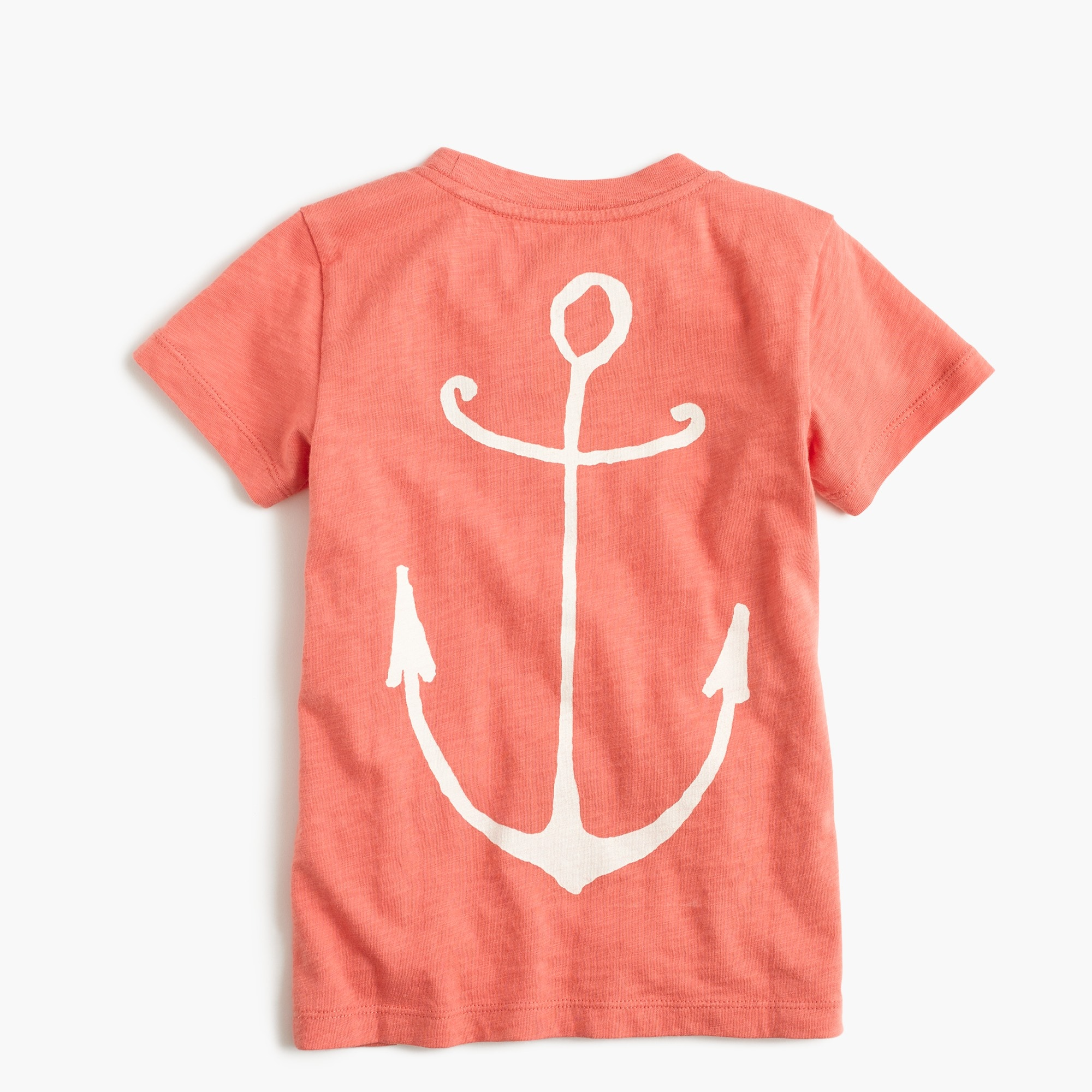 Boys' sailboat T-shirt