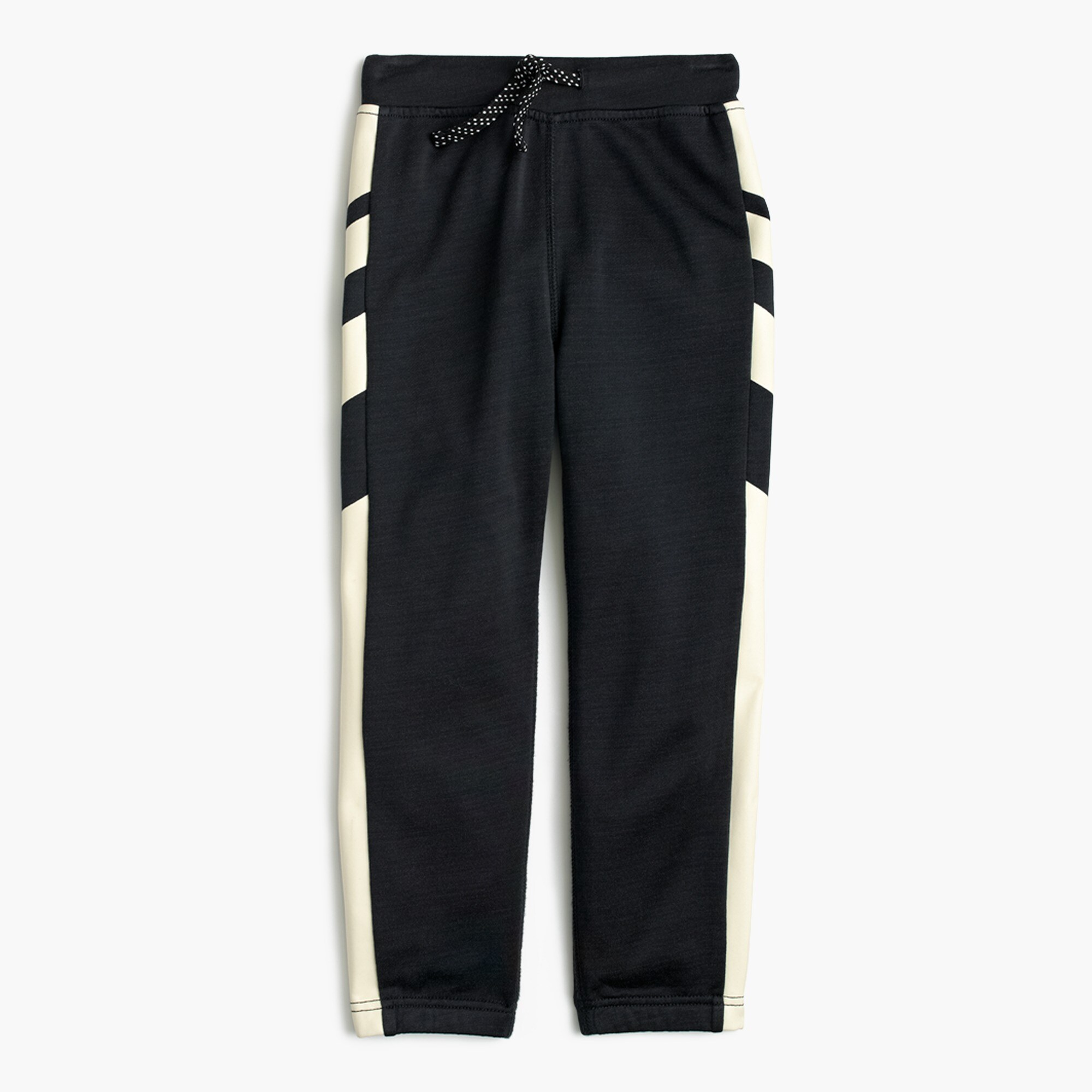 Image 1 for Boys' glow-in-the-dark racing-stripe sweatpant in classic fit