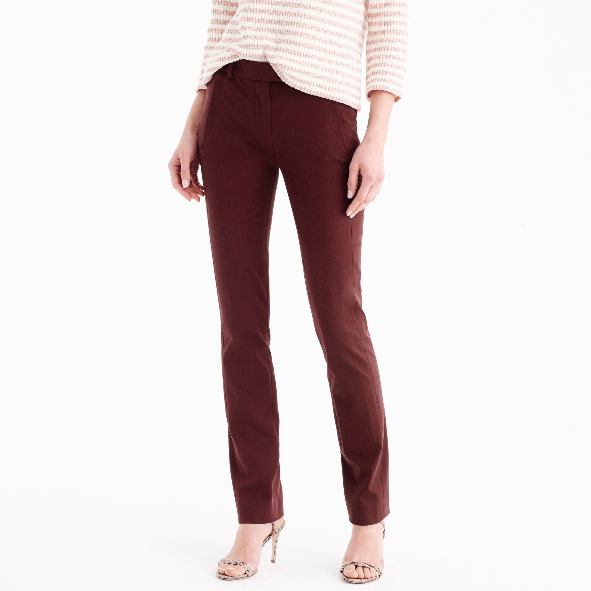 Image 2 for Tall Maddie pant in two-way stretch cotton