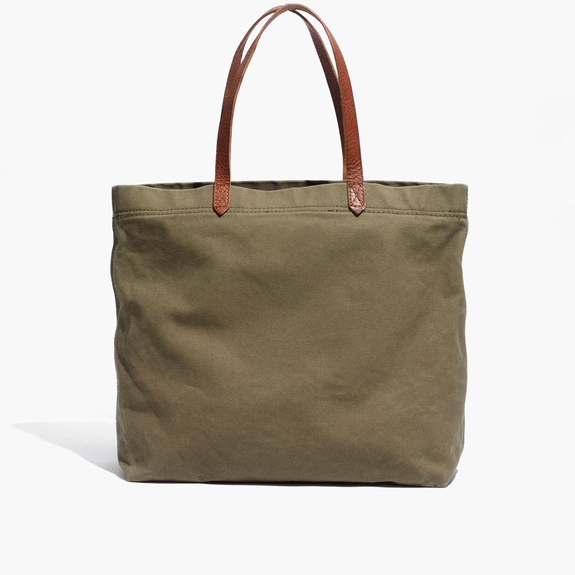 The Madewell canvas transport tote women j.crew in good company c
