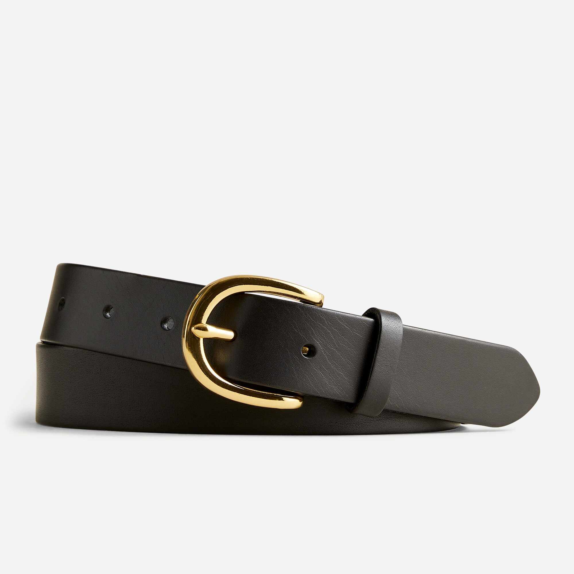 women's classic leather belt - women's belts
