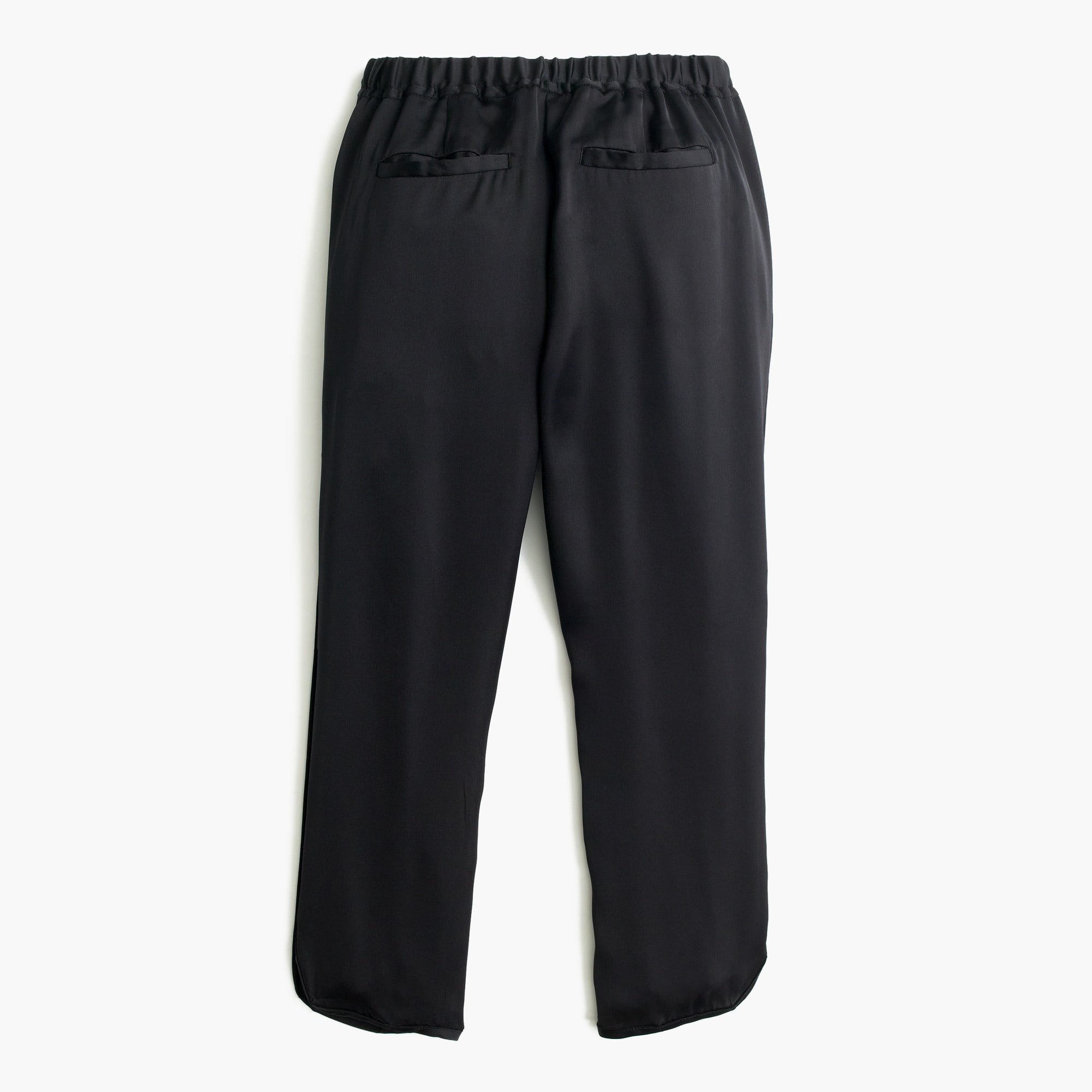 Girls' drapey pull-on pant