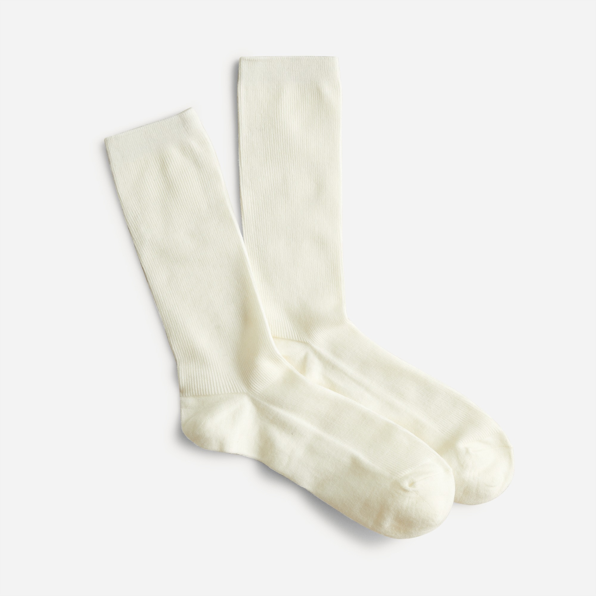 women's ribbed trouser socks - women's socks