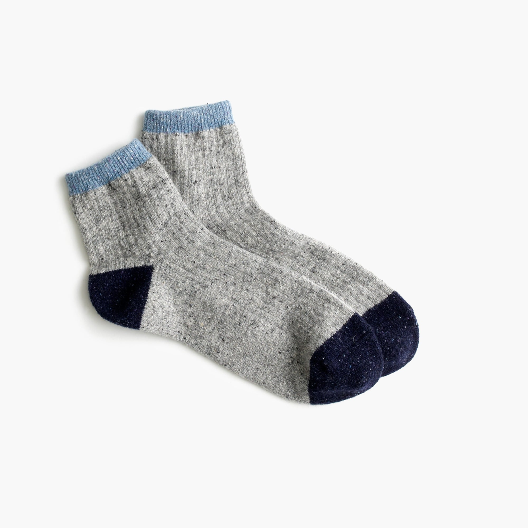 Image 1 for Colorblock ankle socks