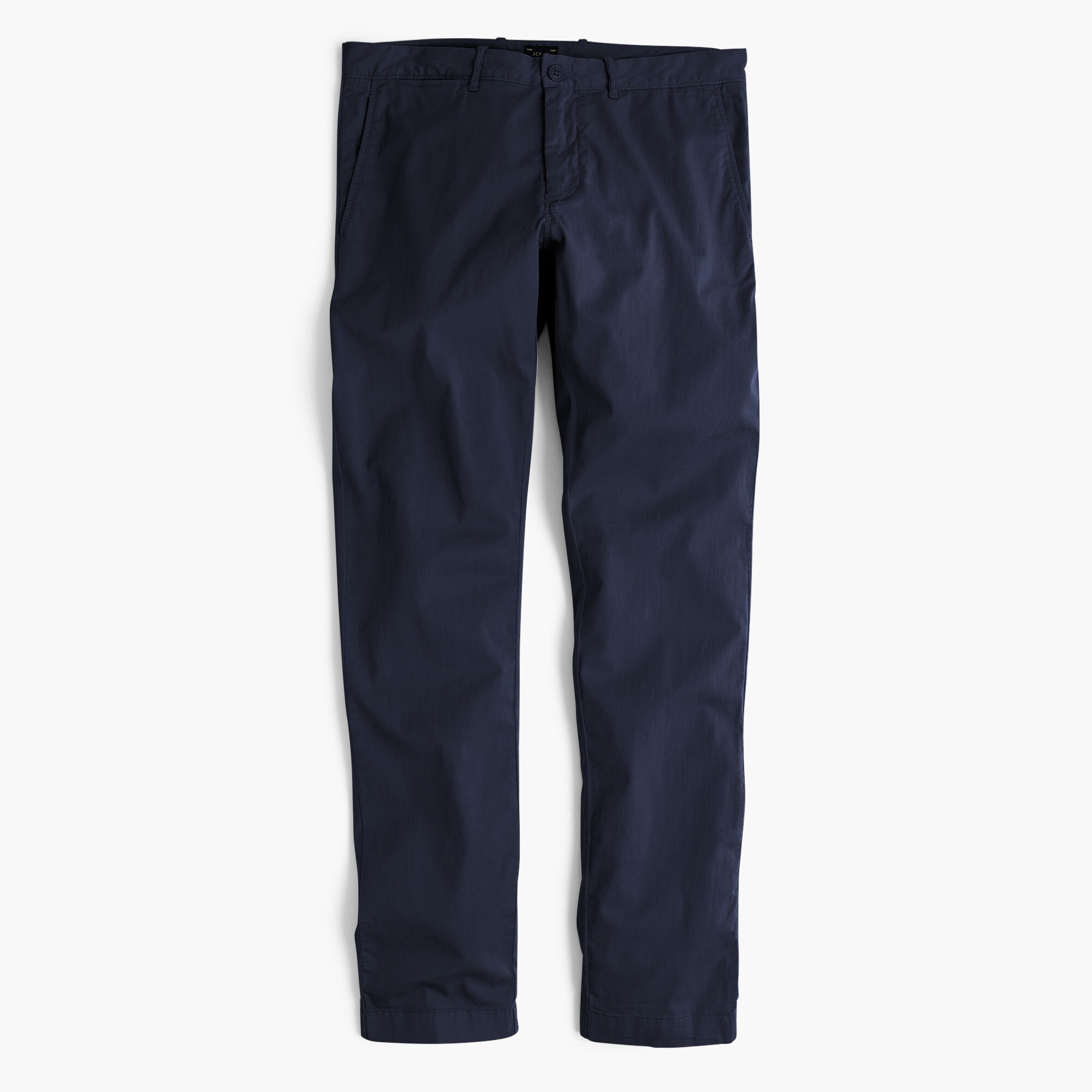 484 Slim-fit lightweight garment-dyed stretch chino