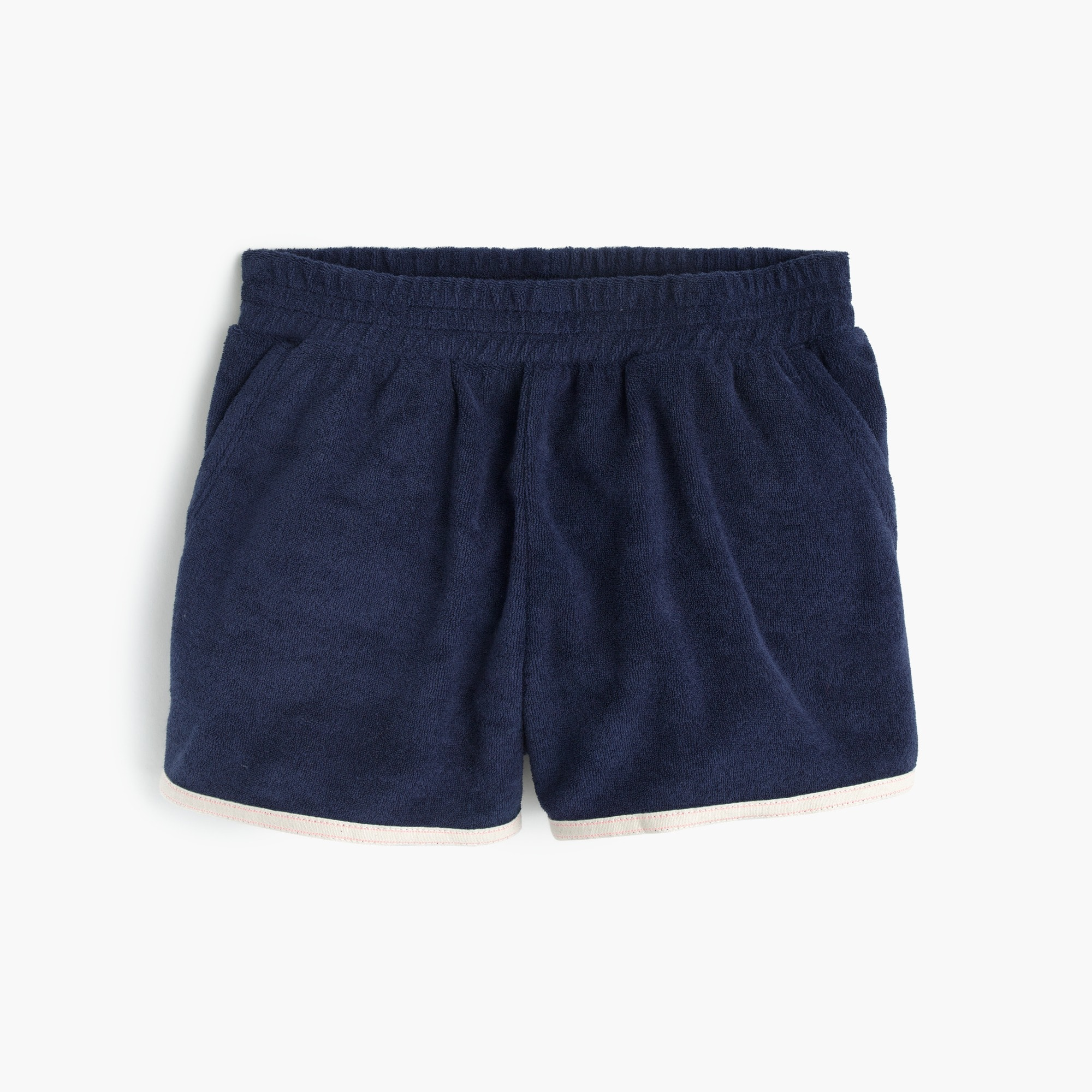 girls' terry short : girl more shorts