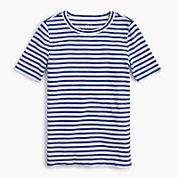 New perfect-fit T-shirt in stripe