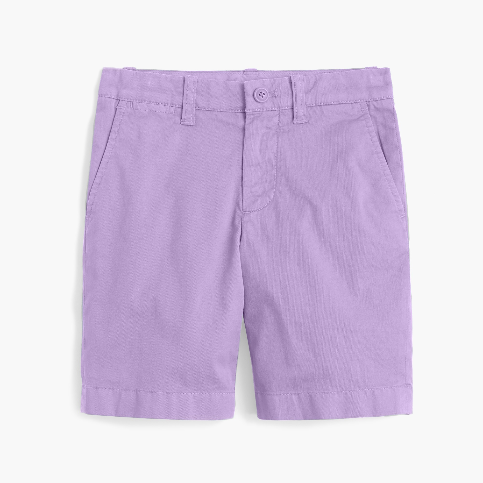 boys' stretch stanton short in lightweight chino - boys' shorts