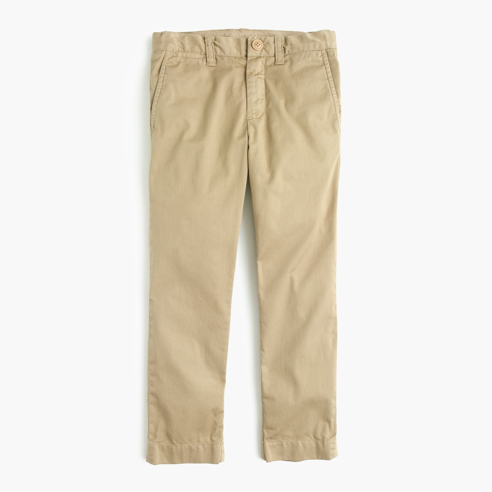 Boys' lightweight chino pant in stretch skinny fit boy pants c