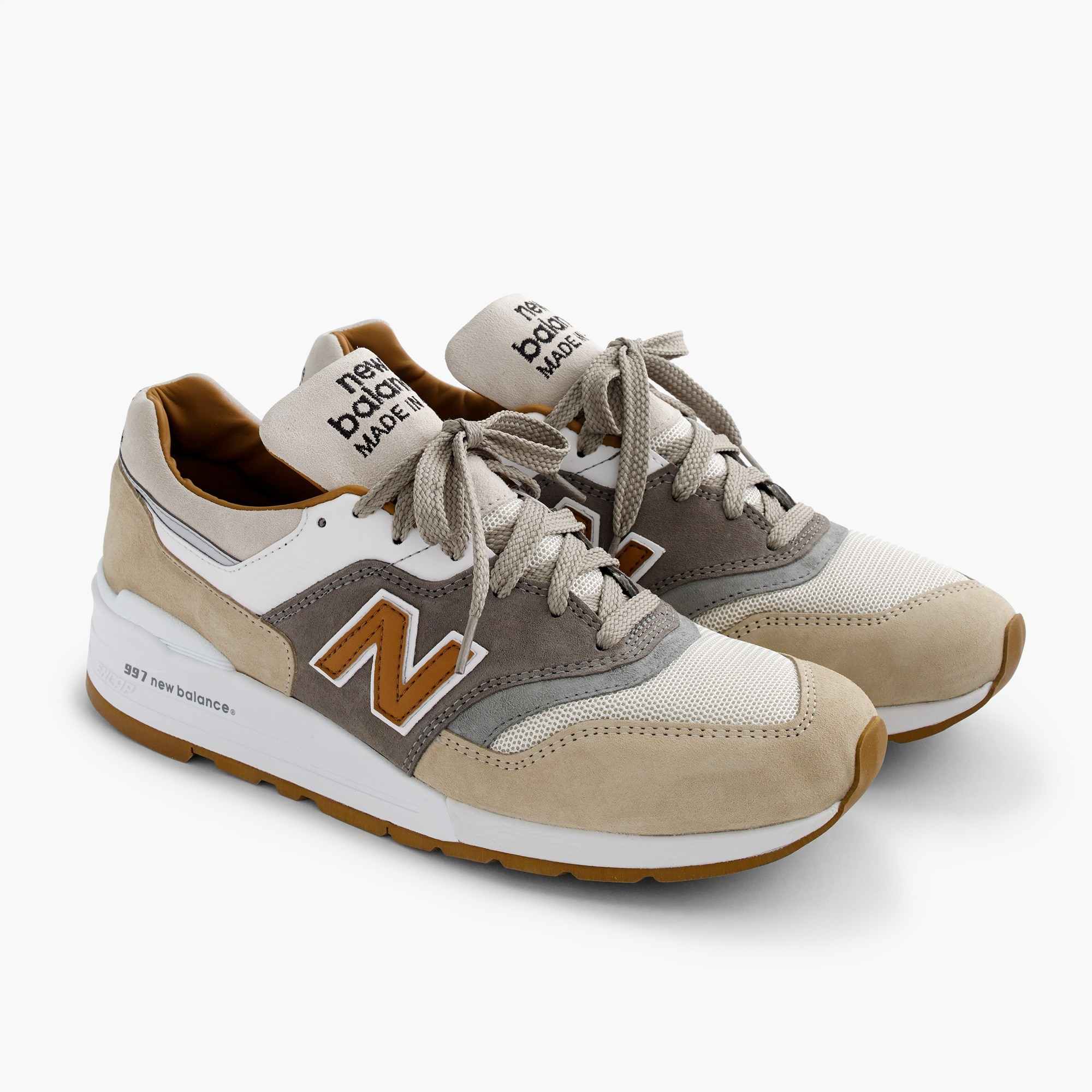 Limited-edition New Balance® for J.Crew 997 Cortado sneakers men j.crew in good company c