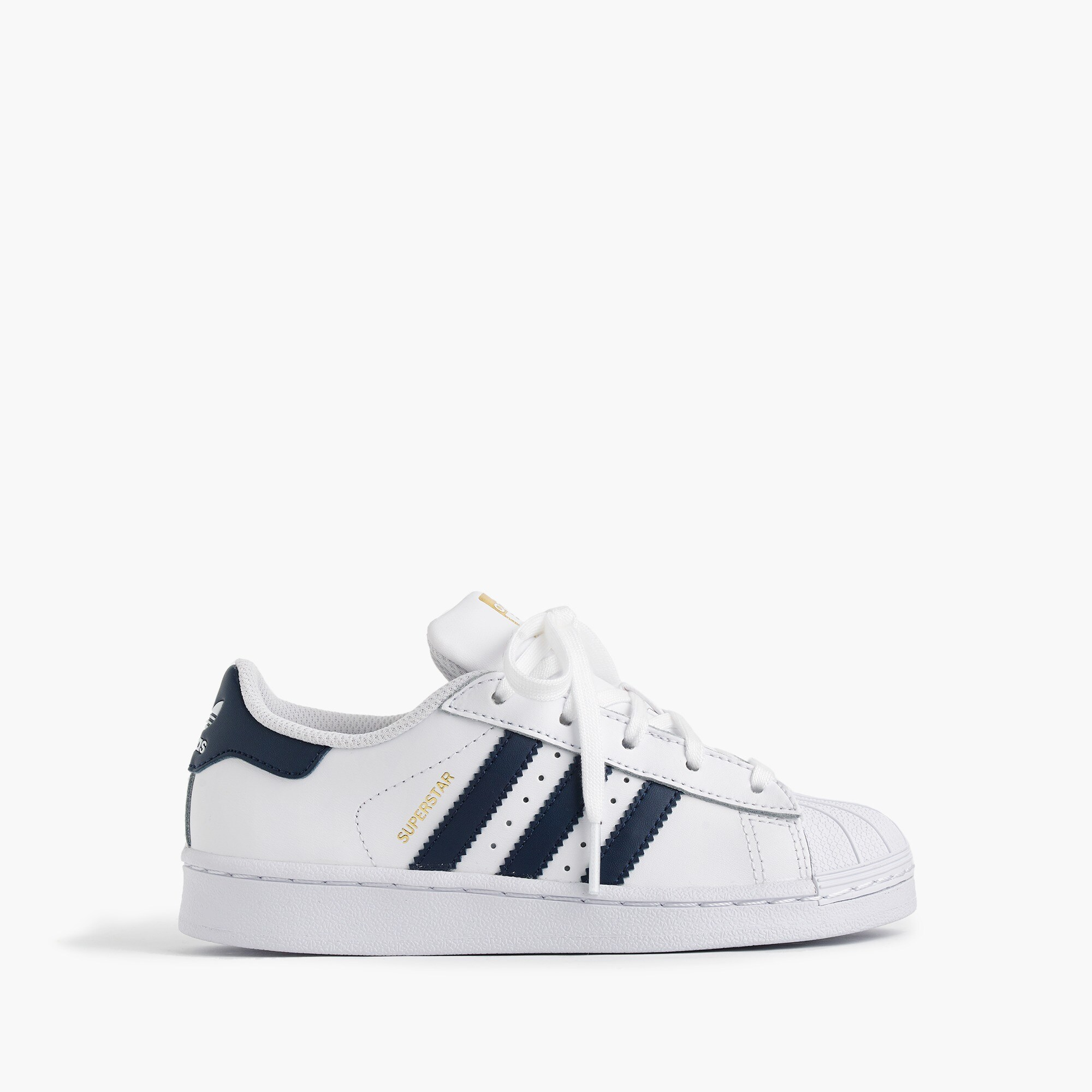 Kids' Adidas® Superstar™ sneakers in larger sizes girl j.crew in good company c