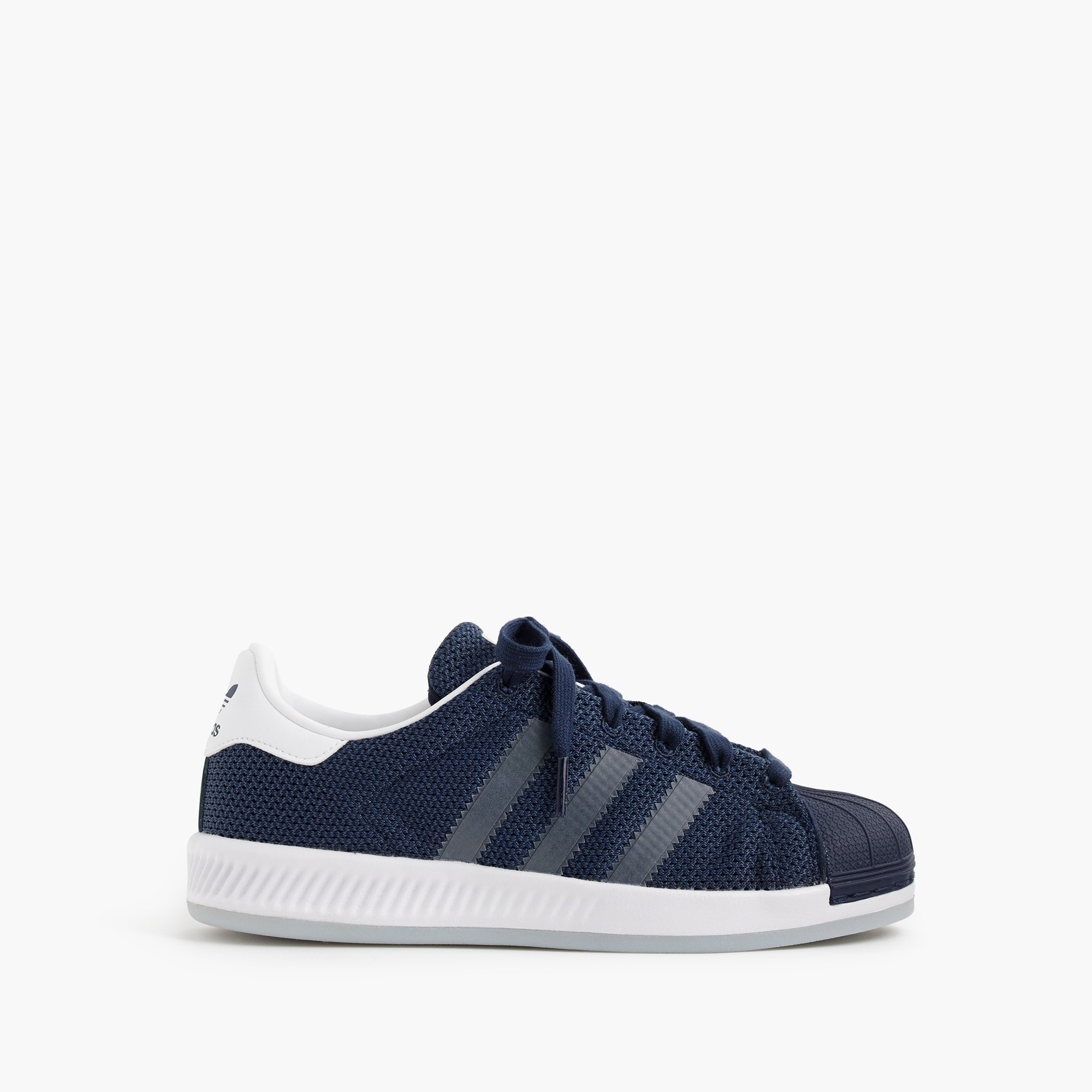 Kids' Adidas® Superstar™ sneakers in navy girl j.crew in good company c