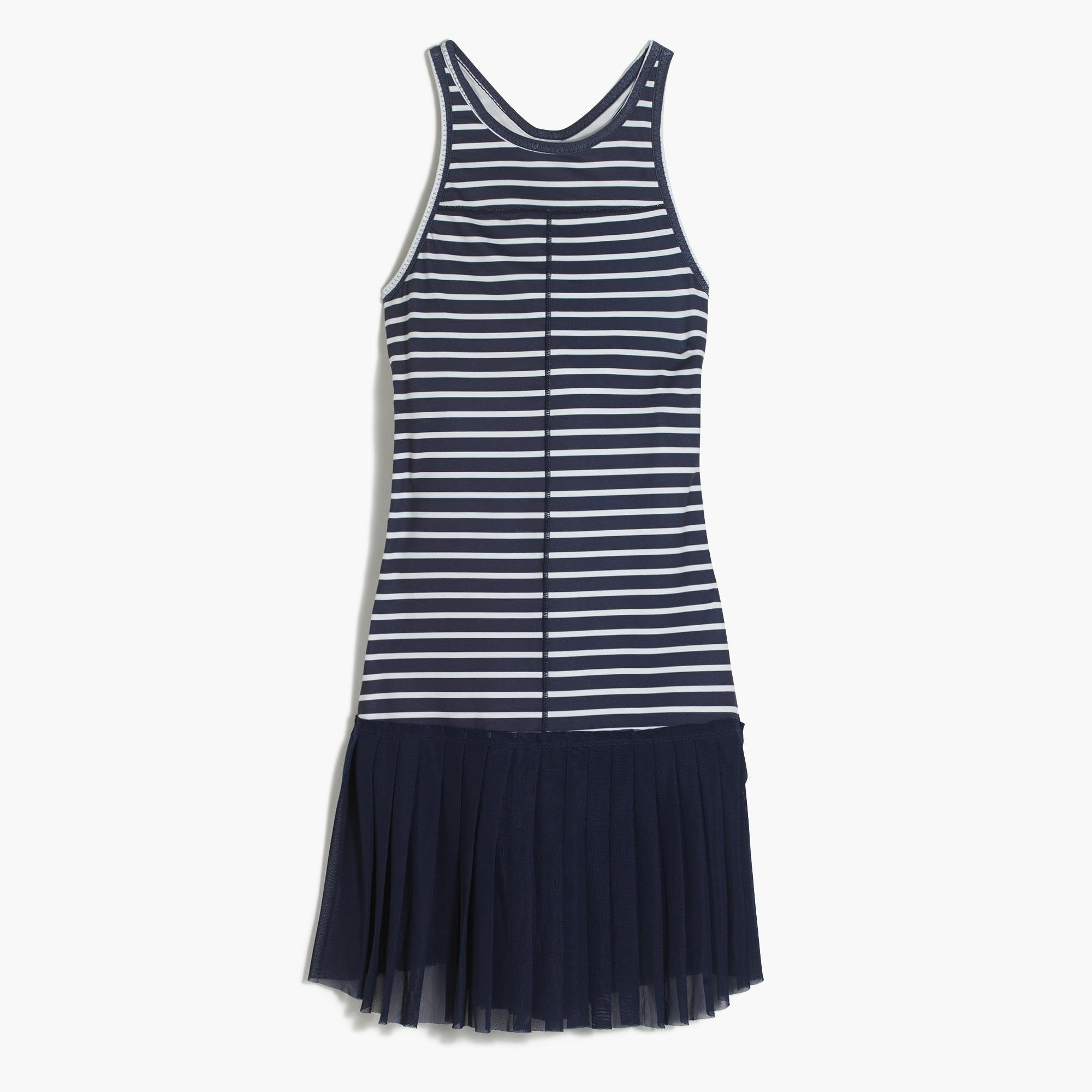 Image 2 for New Balance® for J.Crew tennis dress in stripe