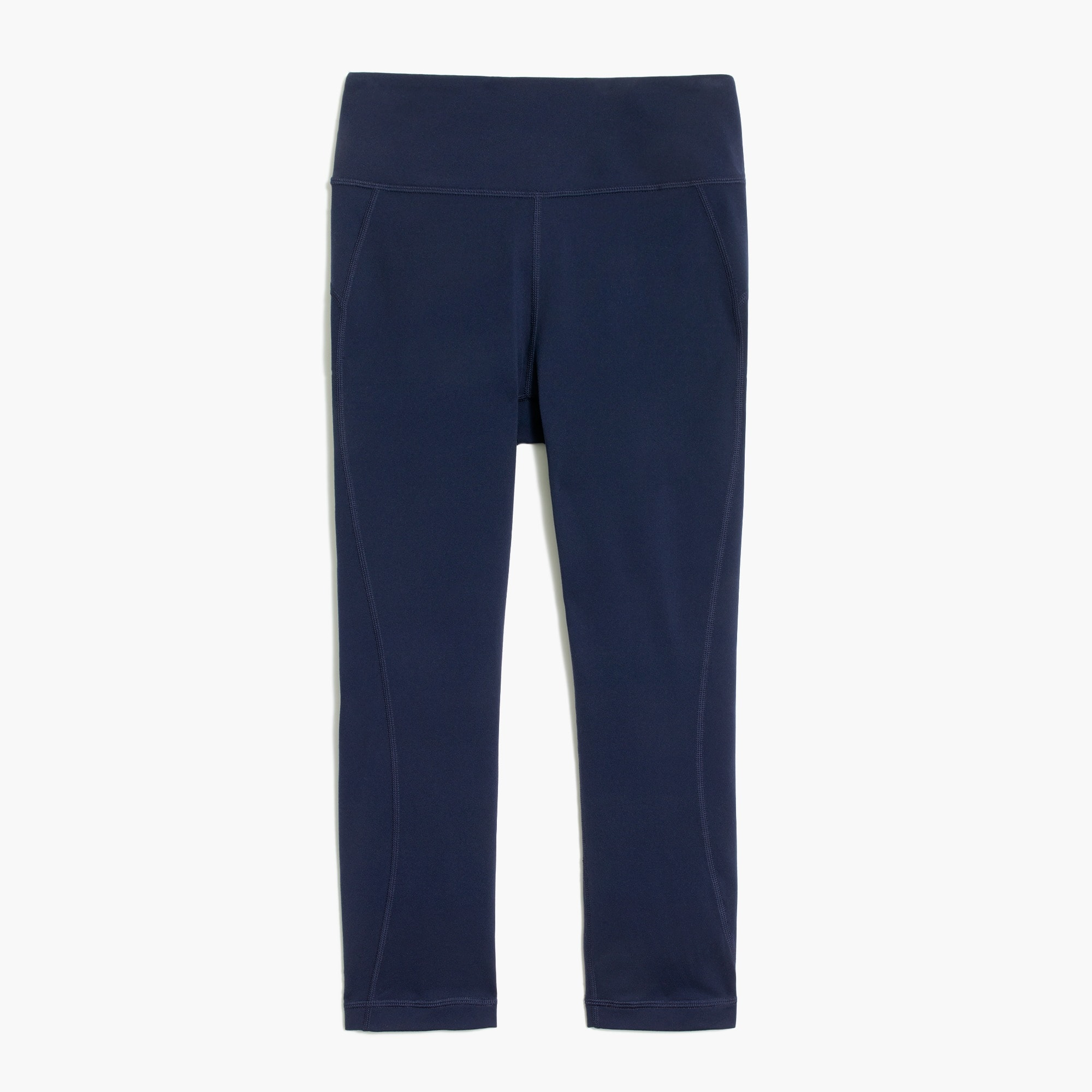 New Balance® for J.Crew high-waisted performance crop leggings