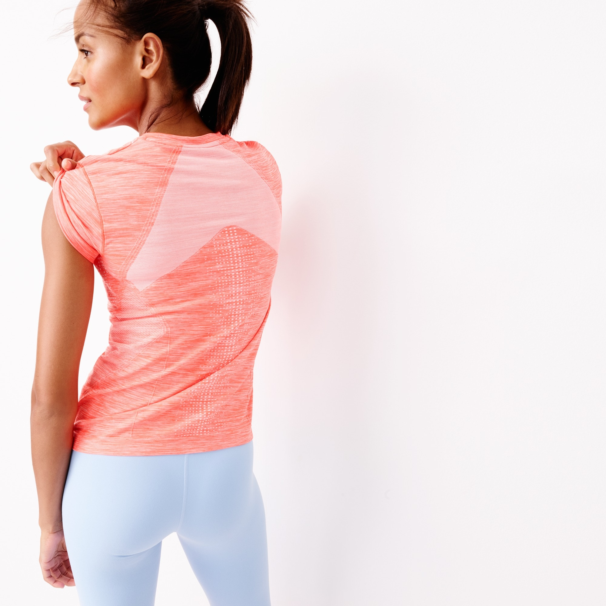 New Balance® for J.Crew seamless T-shirt