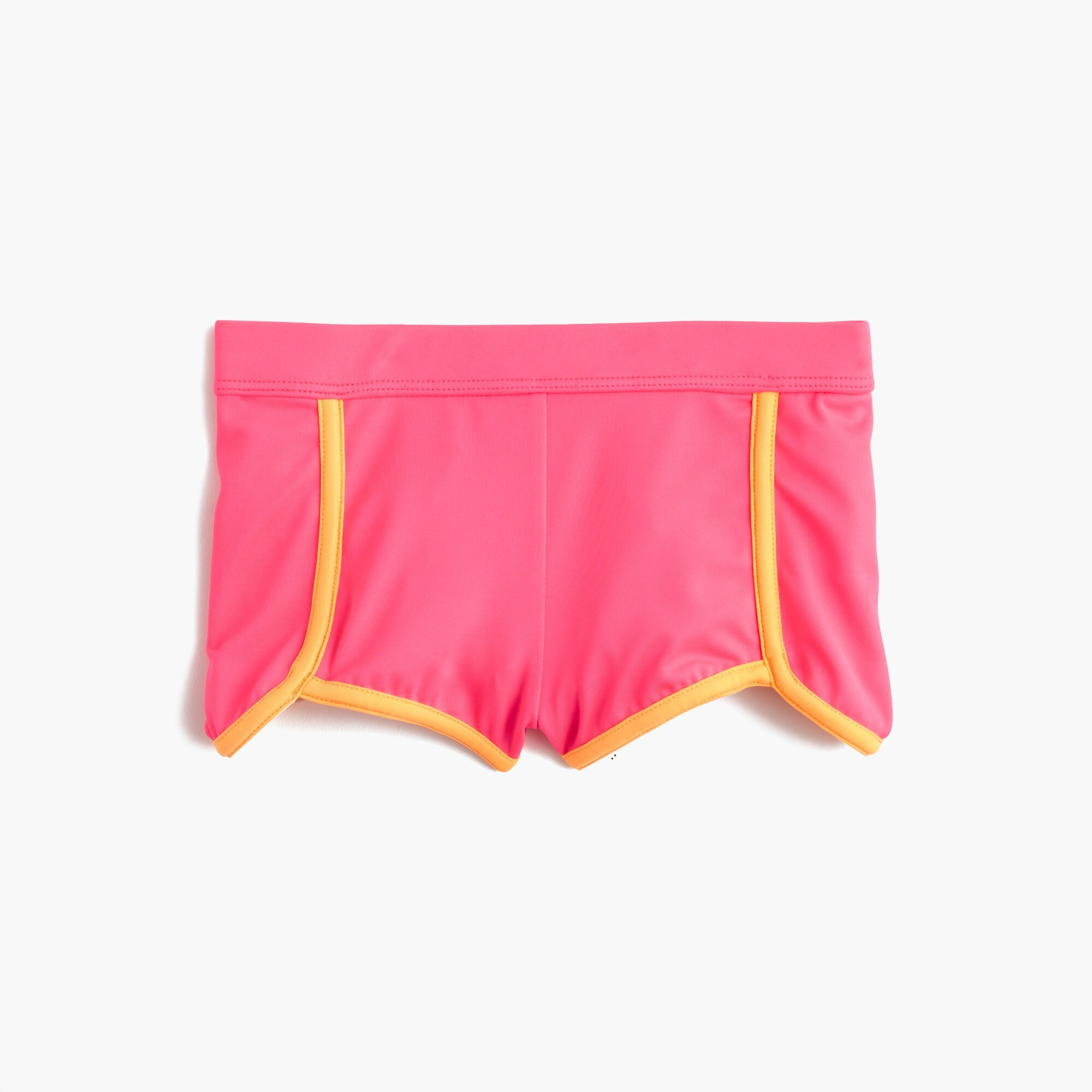 girls Girls' surf short in neon