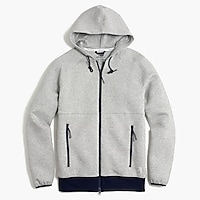 New Balance® for J.Crew full-zip hoodie