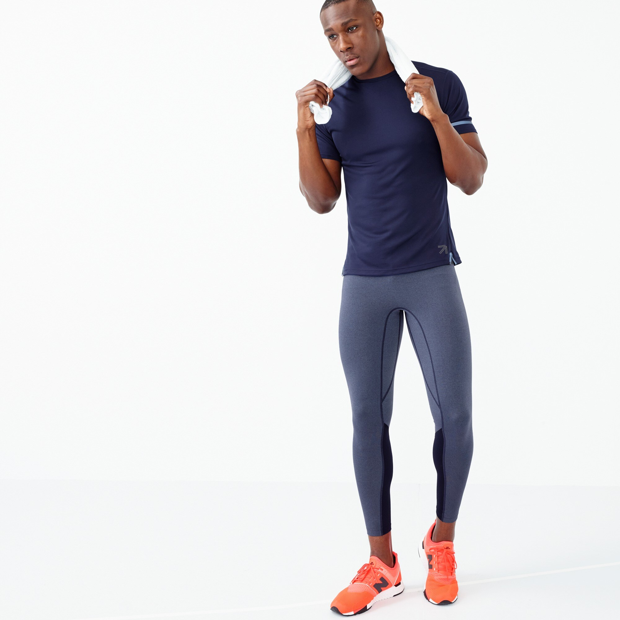 Image 2 for New Balance® for J.Crew compression tights