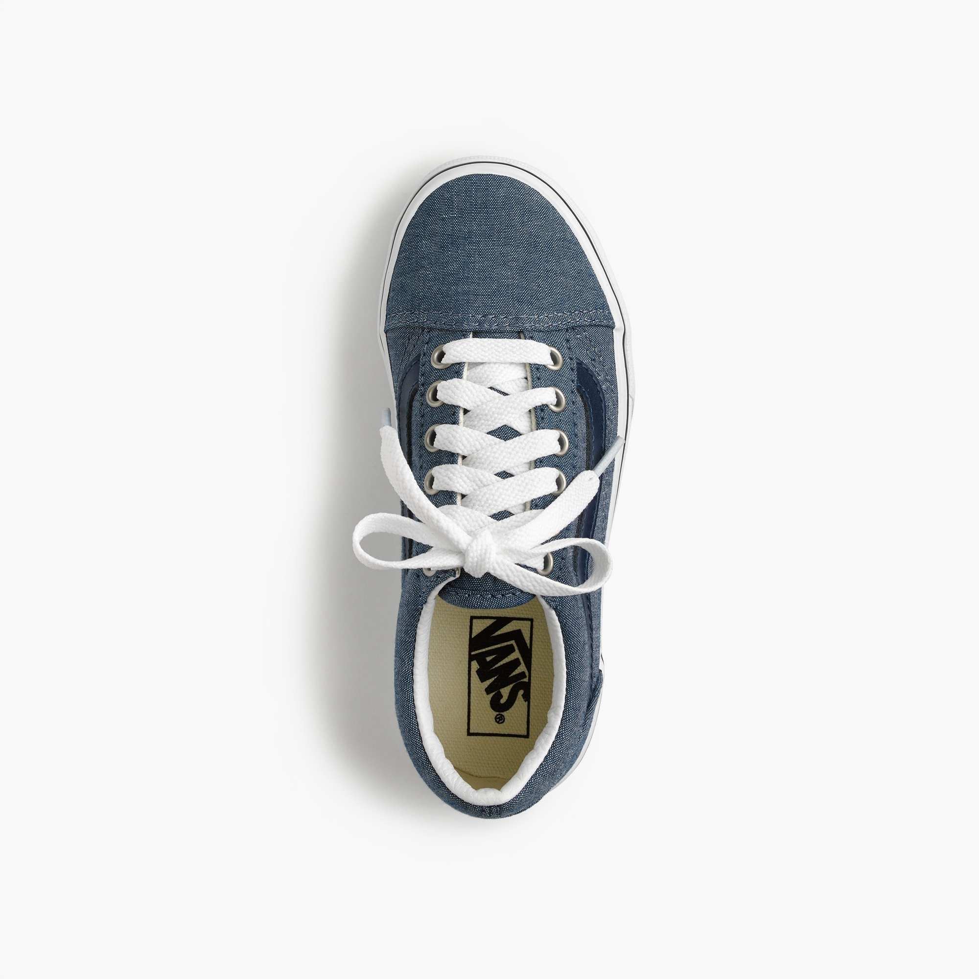 Kids' Vans® lace-up Old Skool sneakers