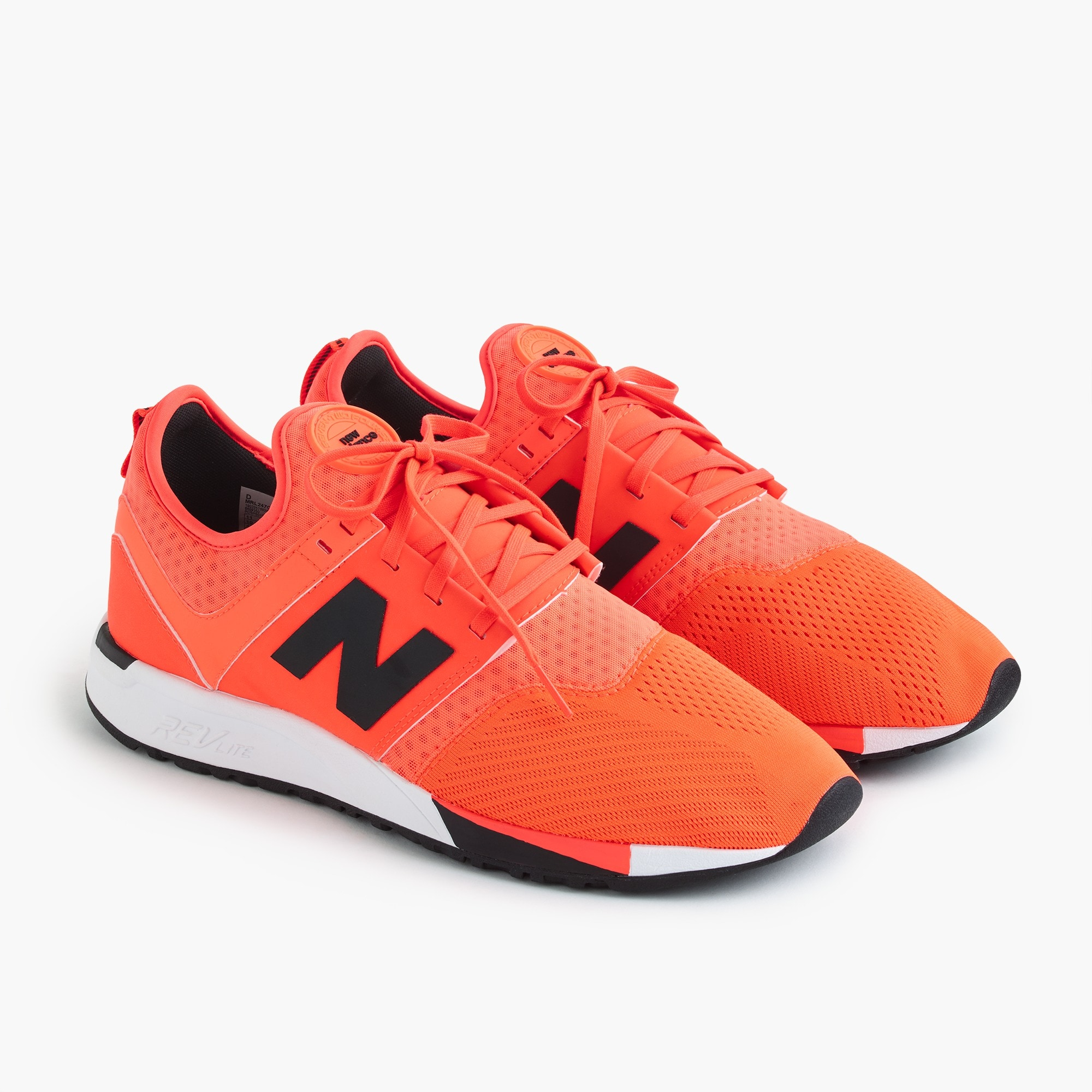 Image 3 for New Balance® 247 Sport sneakers in orange
