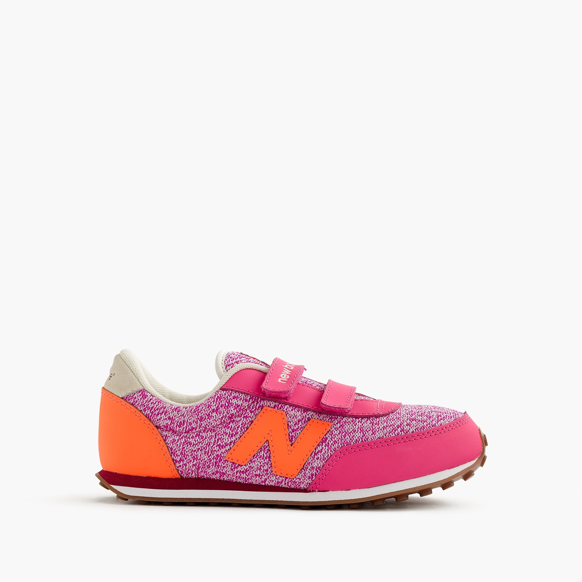 Kids' New Balance for crewcuts 410 velcro sneakers girl j.crew in good company c