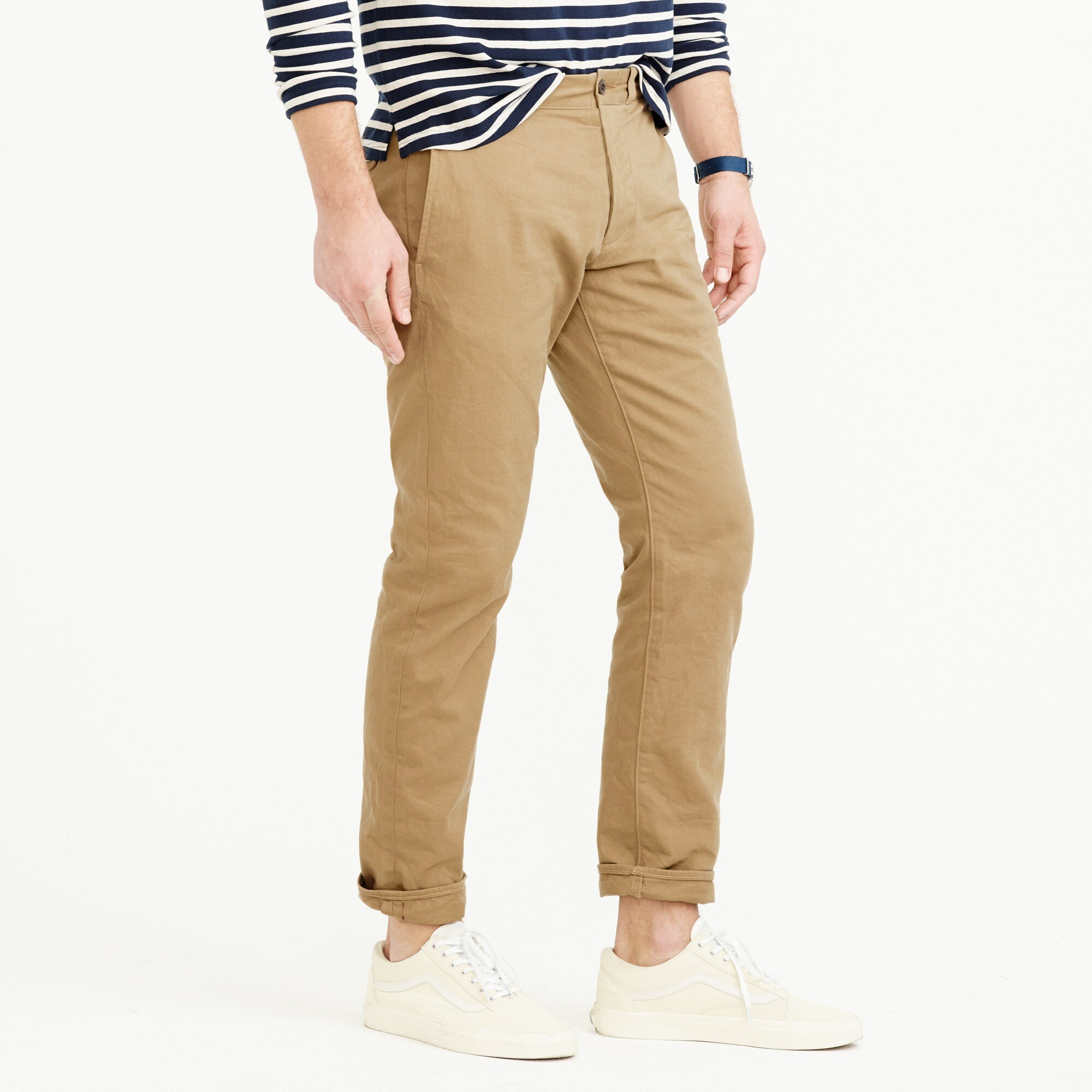Wallace & Barnes selvedge chino pant