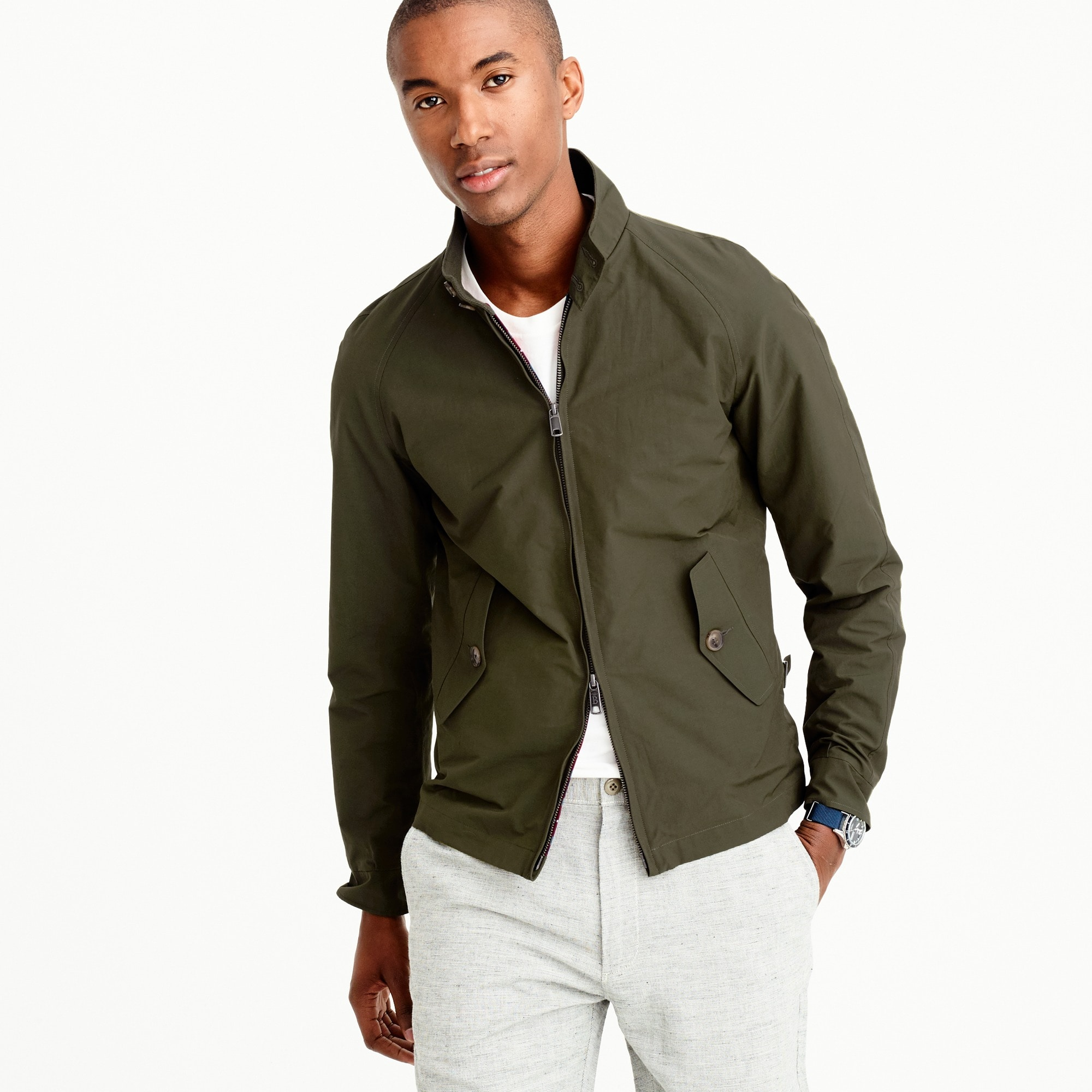 Baracuta® G4 jacket men j.crew in good company c