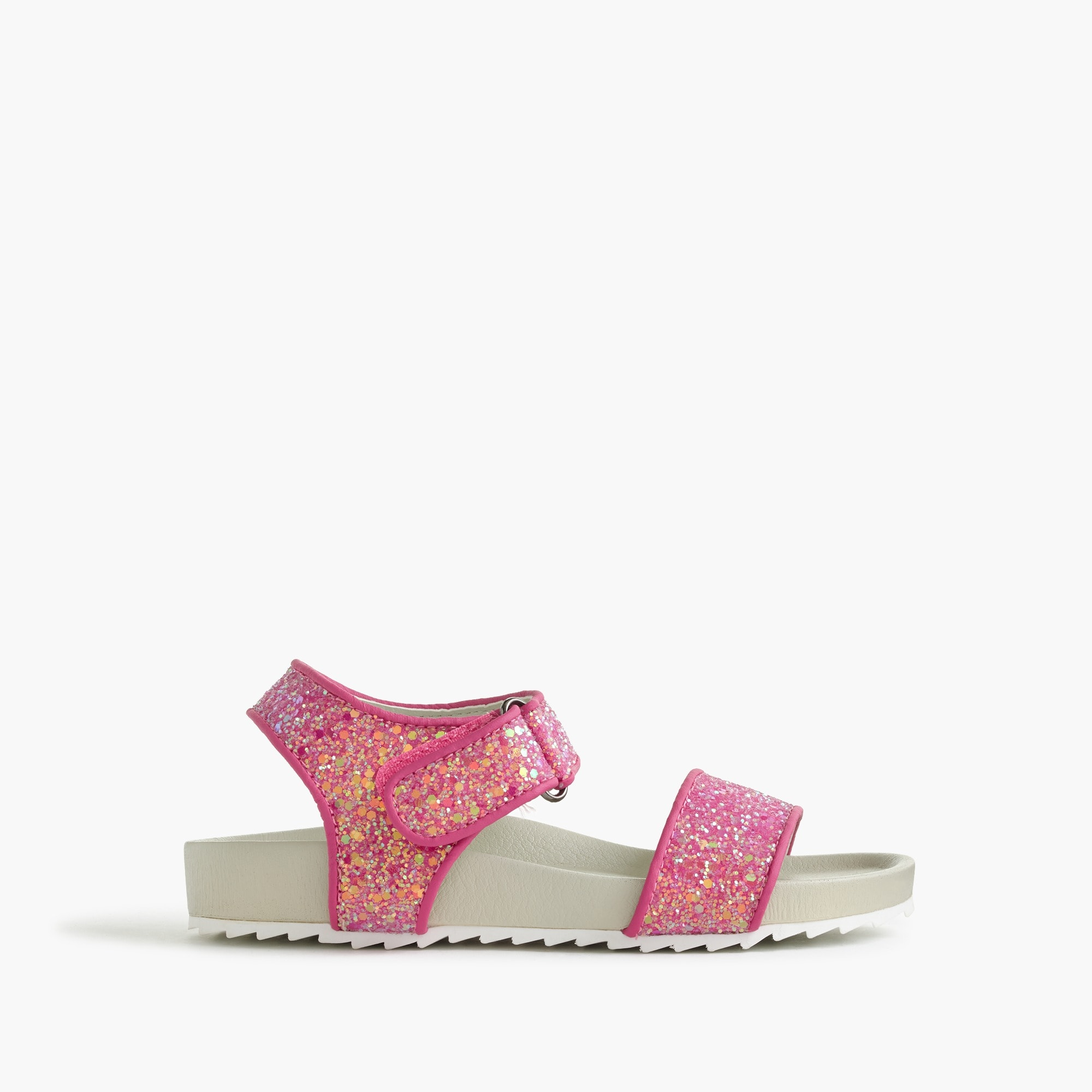 Girls' glitter slide sandals girl shoes & sneakers c