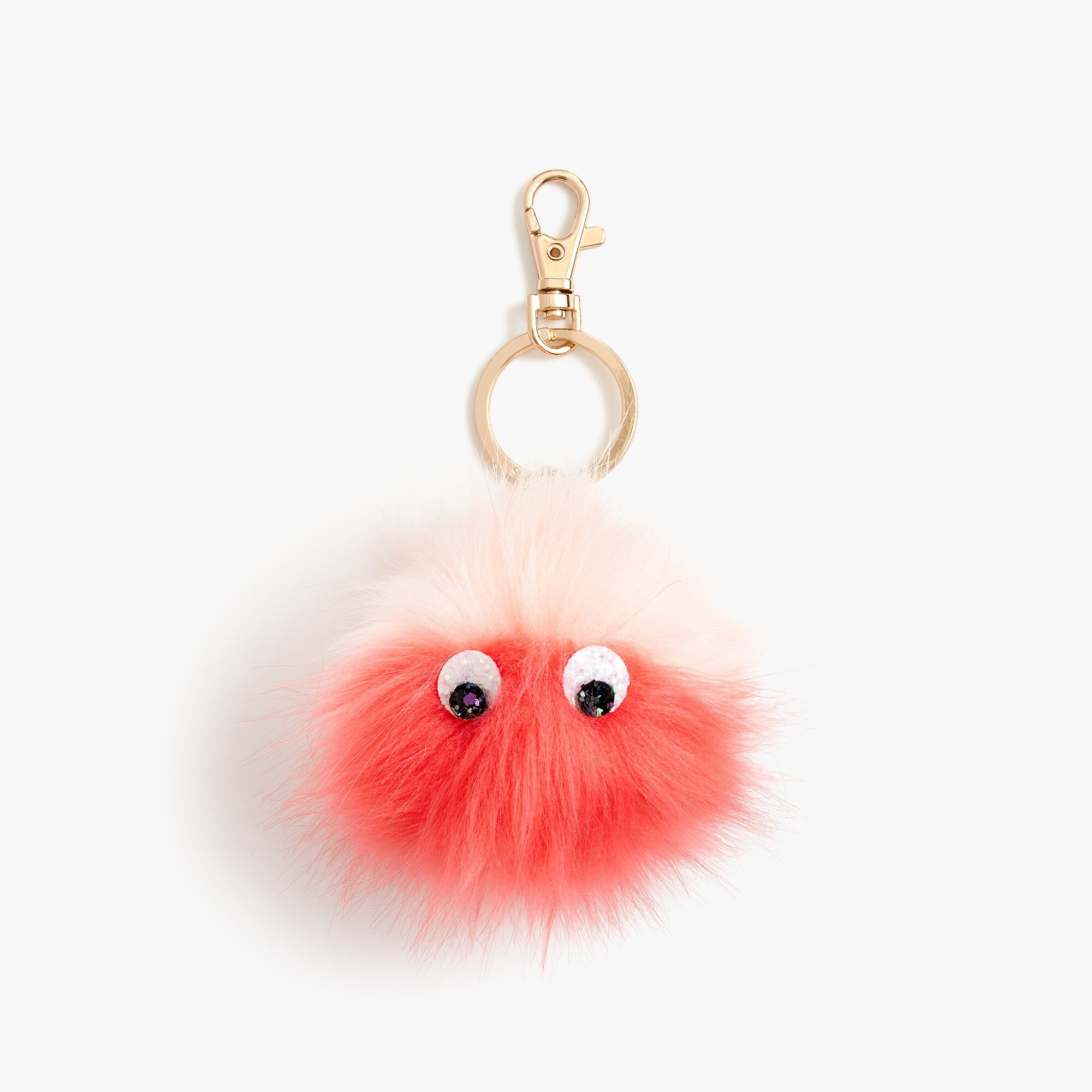 Girls' Max the Monster sparkly pom-pom