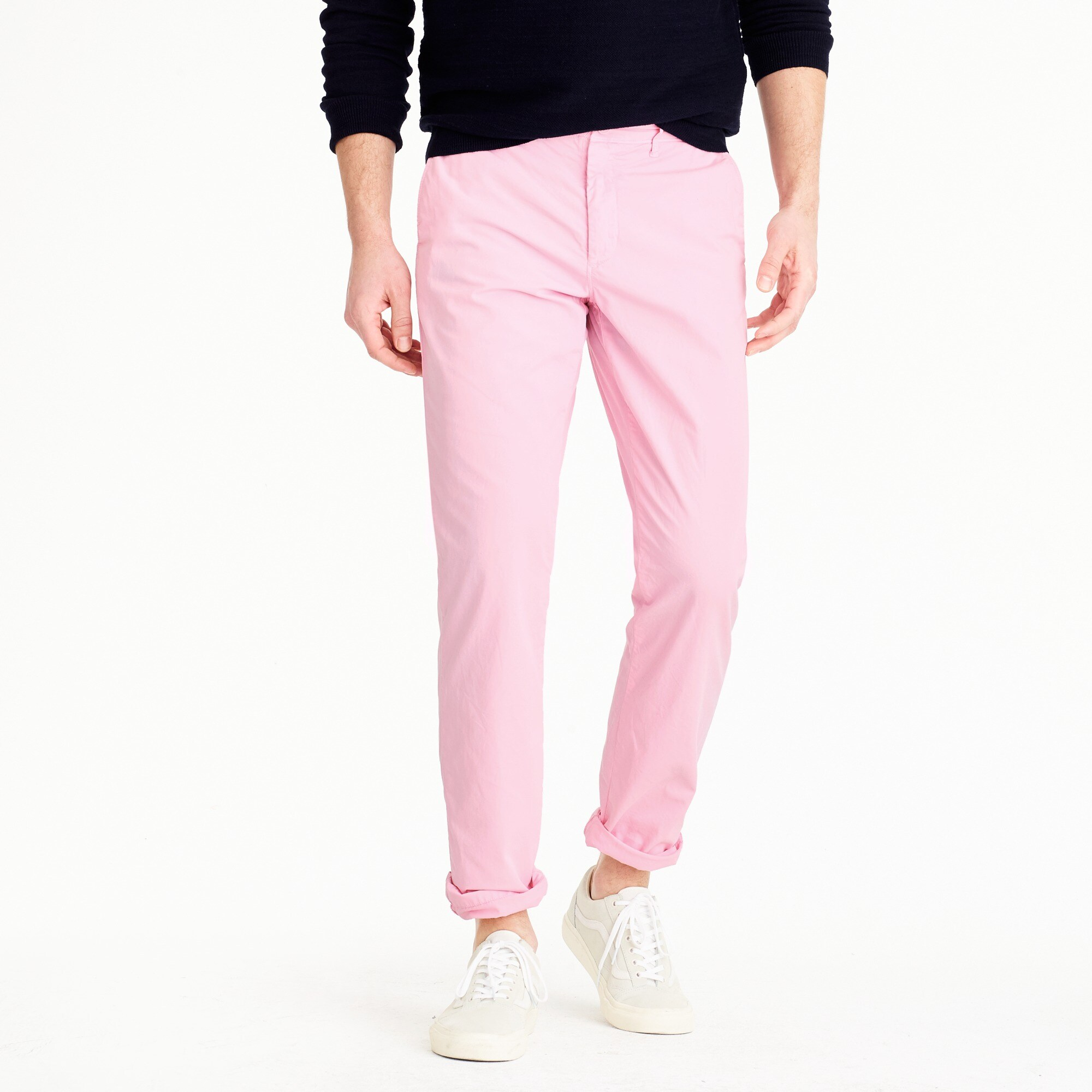 770 straight-fit pant in lightweight garment-dyed chino : men the prep shoppe