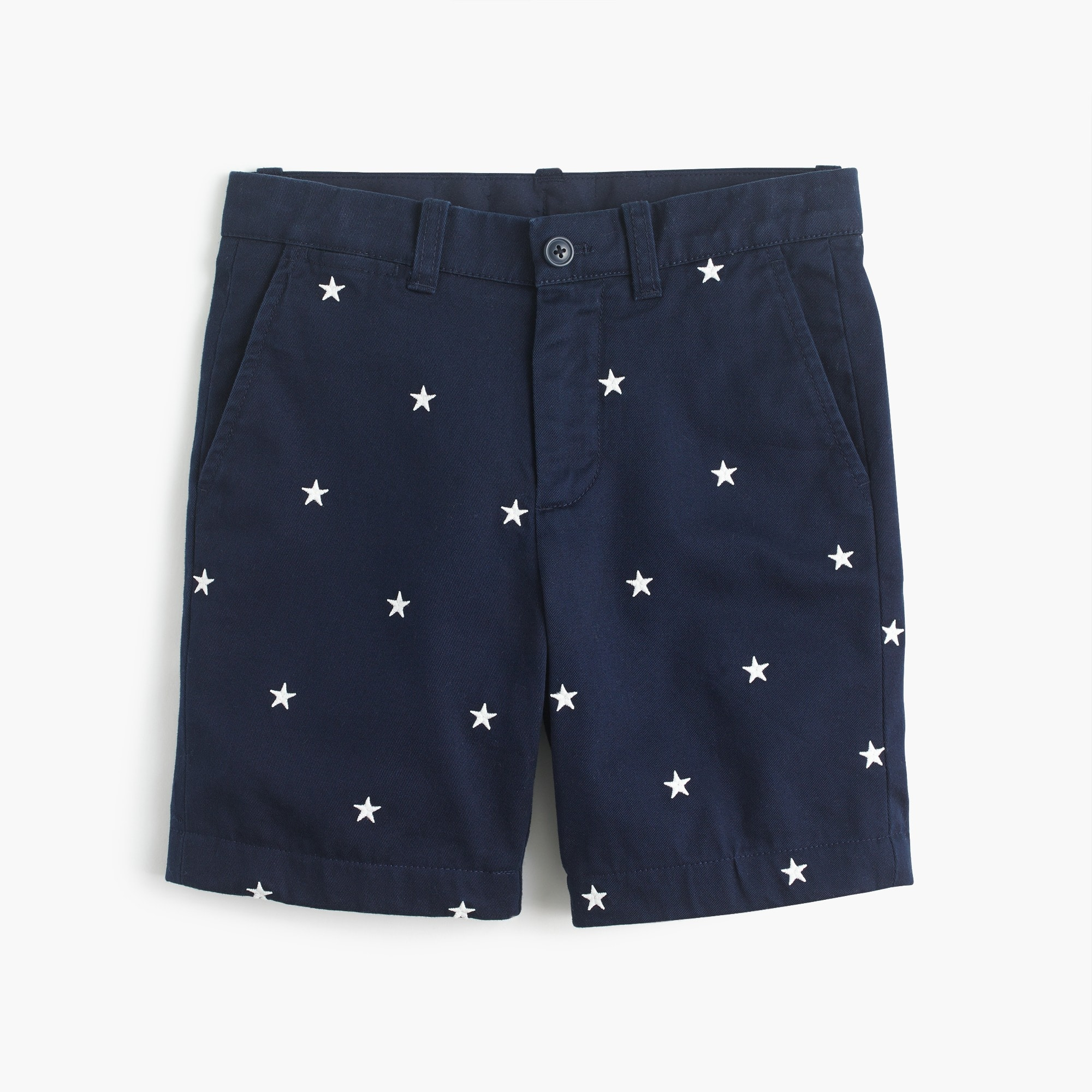 boys' critter stanton short in glow-in-the-dark stars : girl already_critterized_drawer