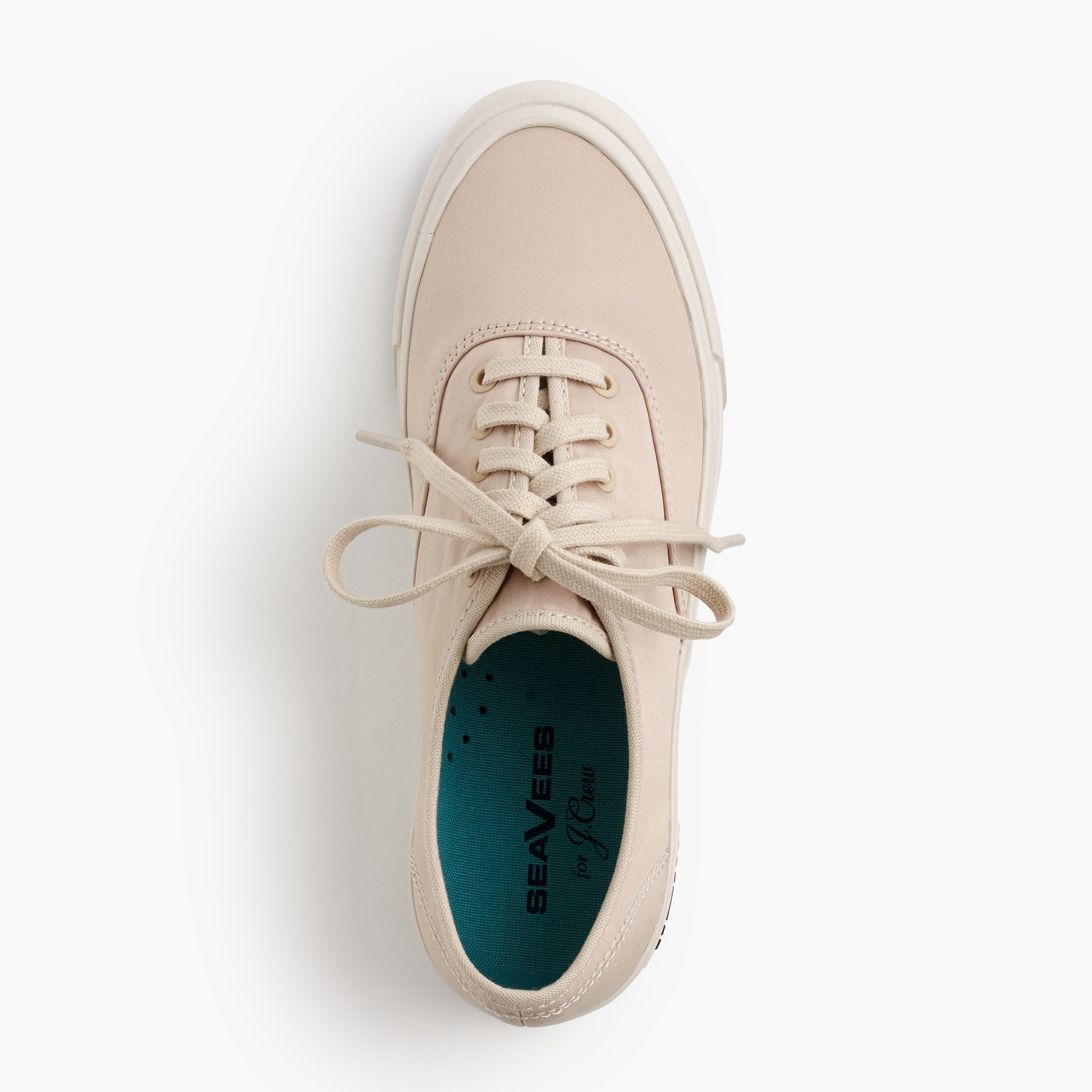 SeaVees® for J.Crew legend sneakers in satin