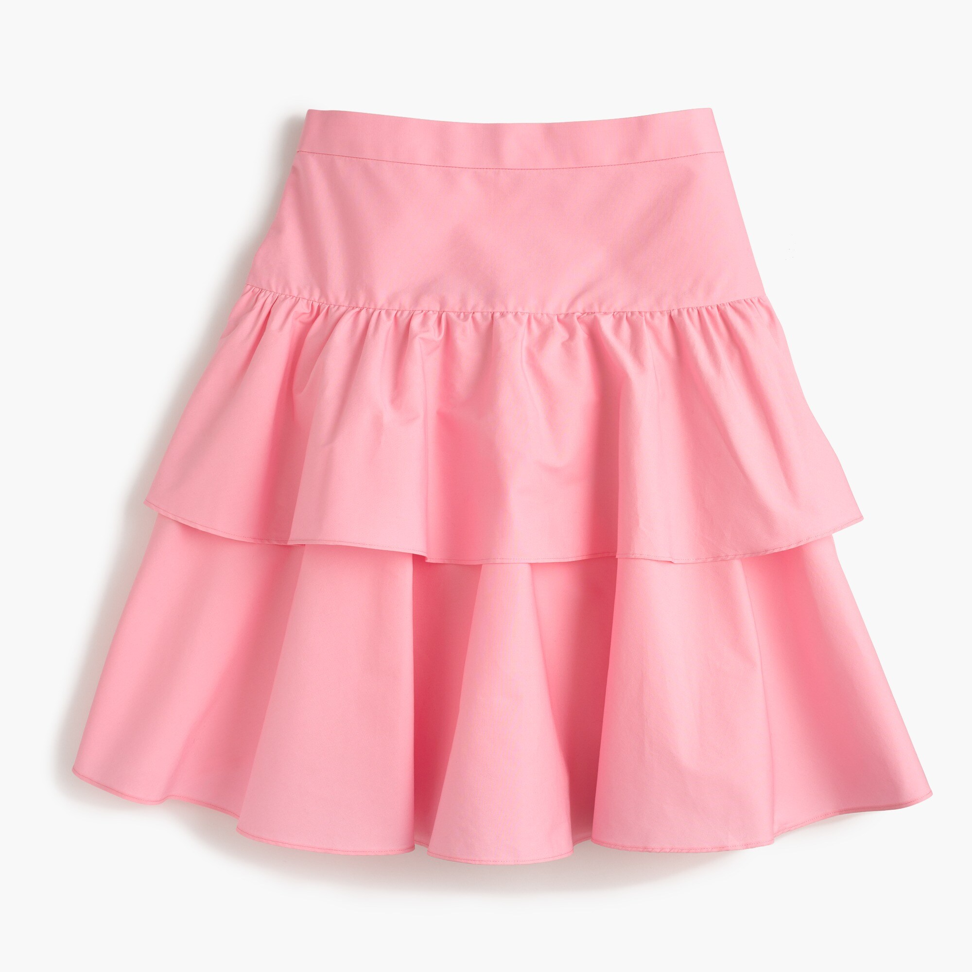 Image 1 for Petite tiered ruffle skirt