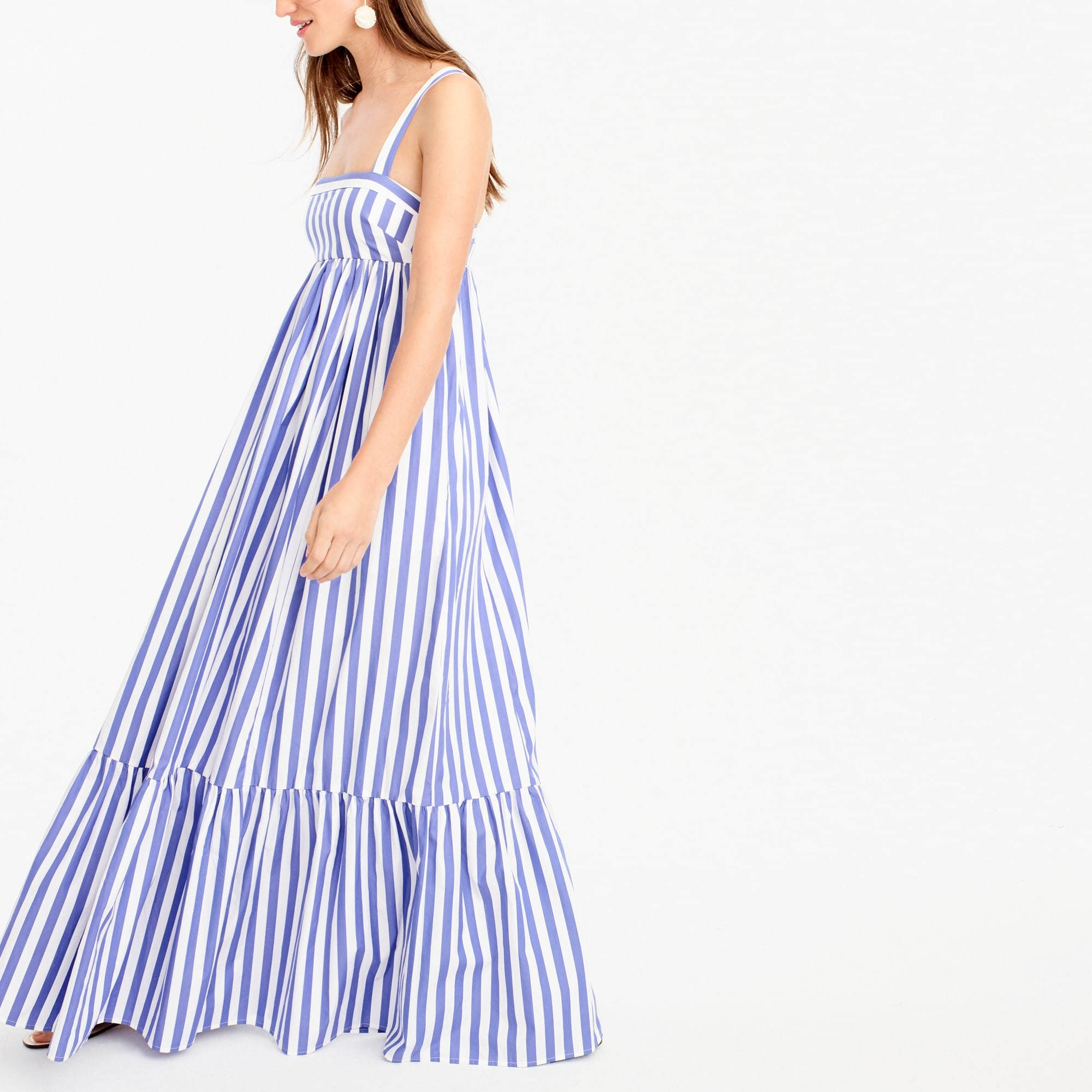 Image 2 for Collection Thomas Mason® for J.Crew tiered ruffle dress
