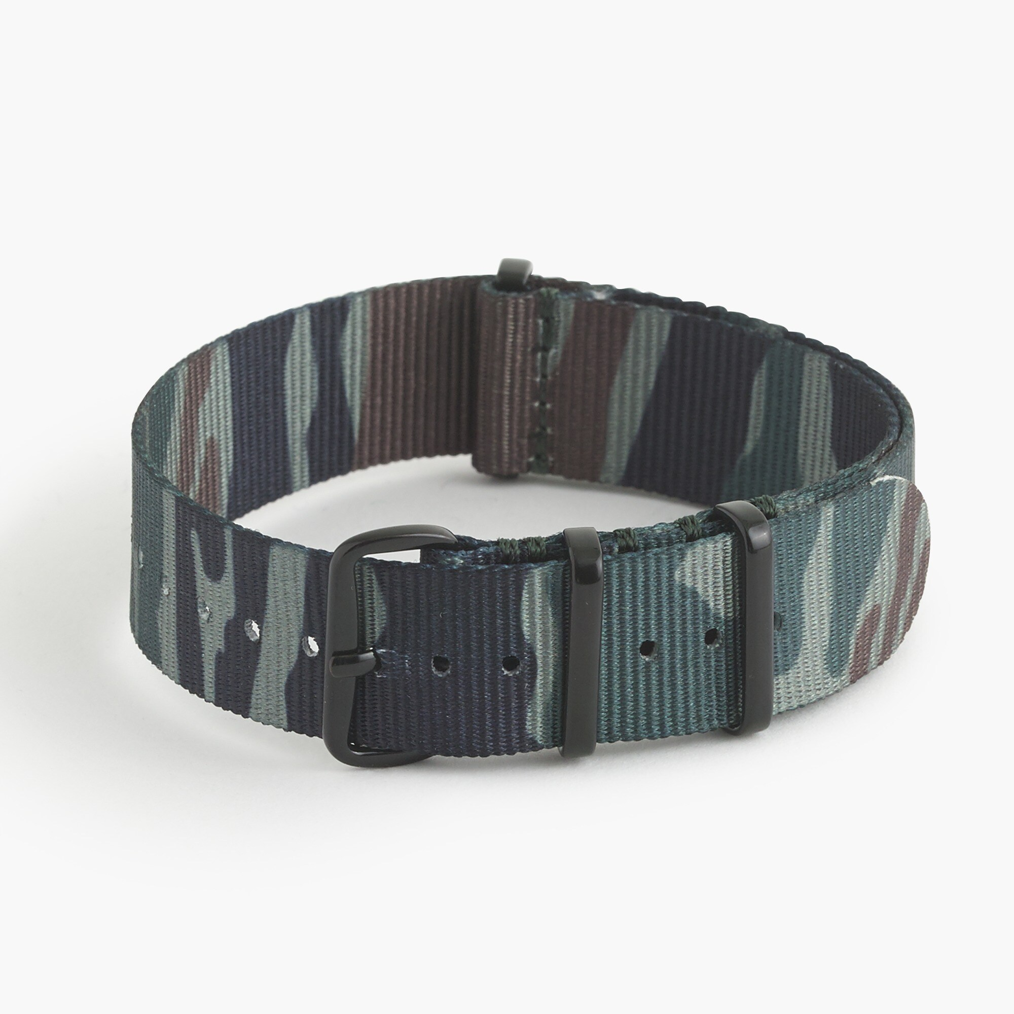Watch strap in camo