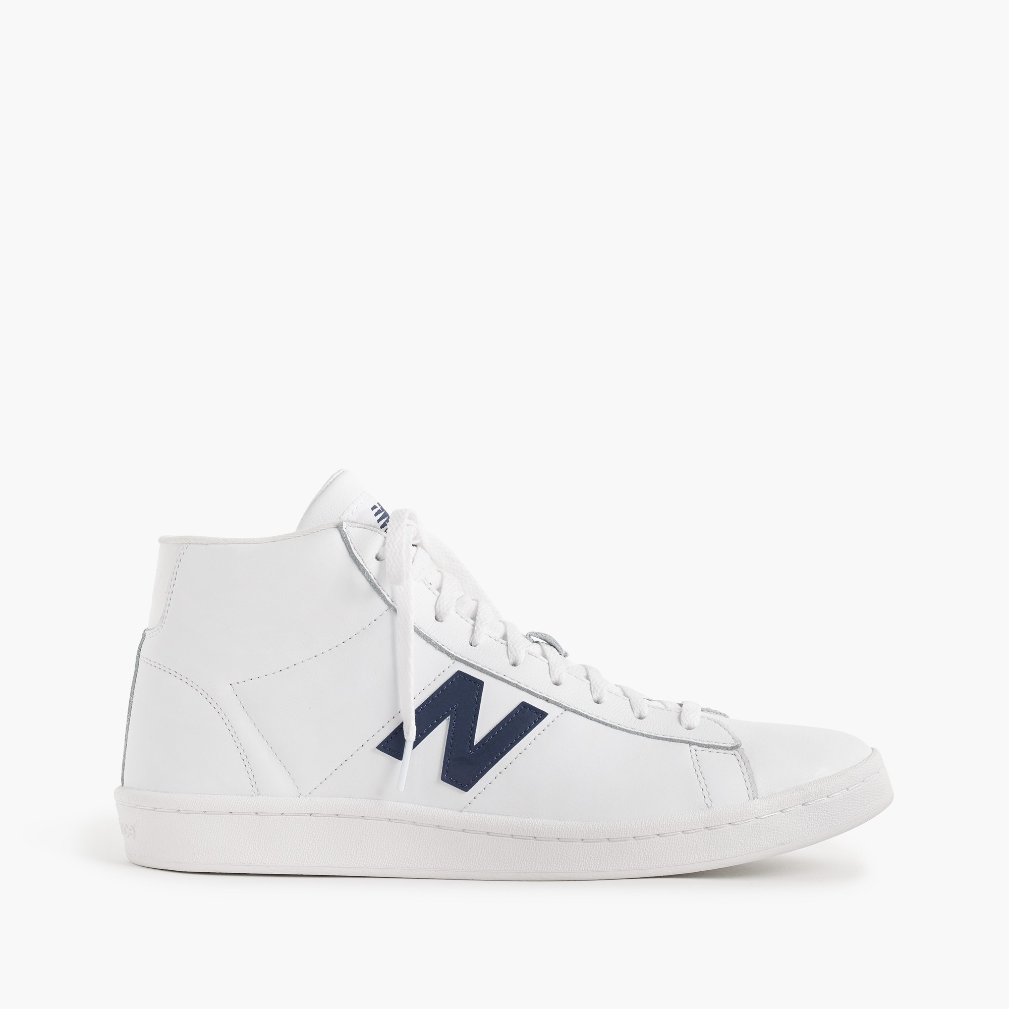 New Balance® for J.Crew 891 leather high-top sneakers