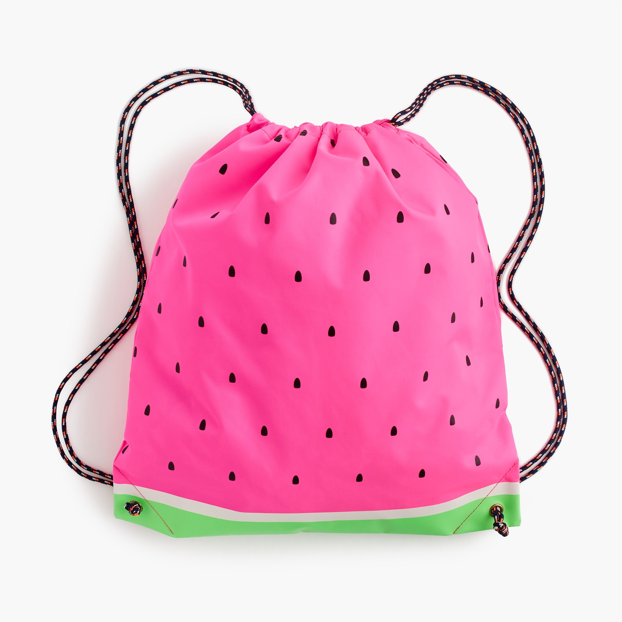 girls' watermelon drawstring backpack : girl backpacks & school supplies