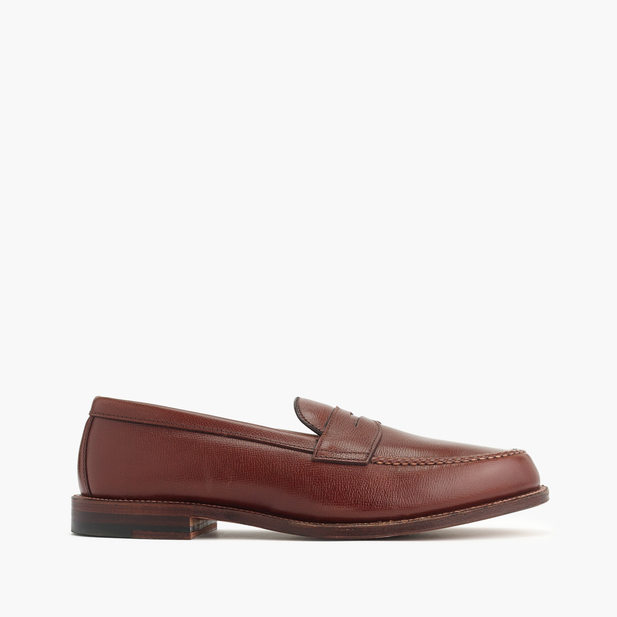 Alden® for J.Crew penny loafers men j.crew in good company c