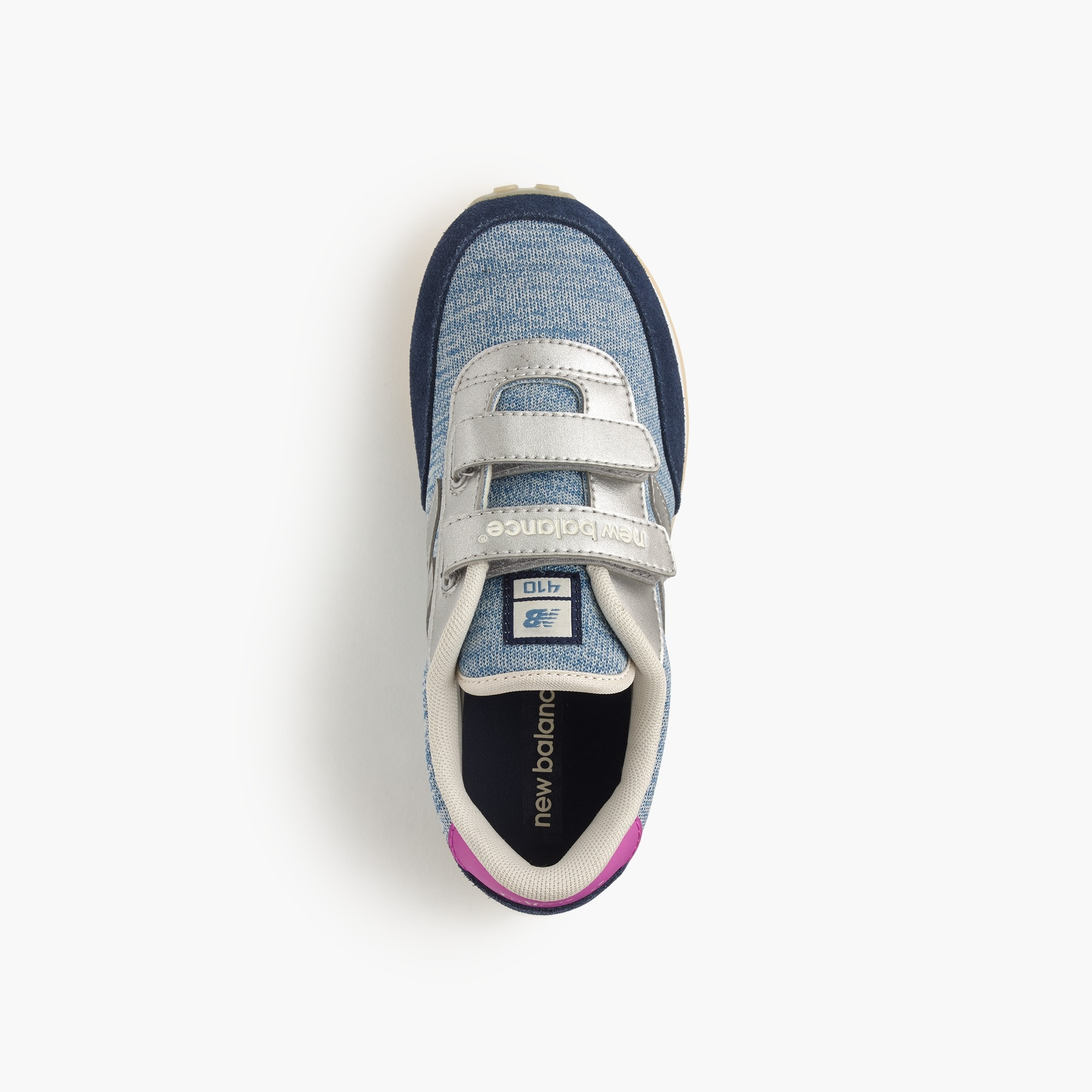 Image 2 for Kids' New Balance® for crewcuts 410 Velcro® sneakers