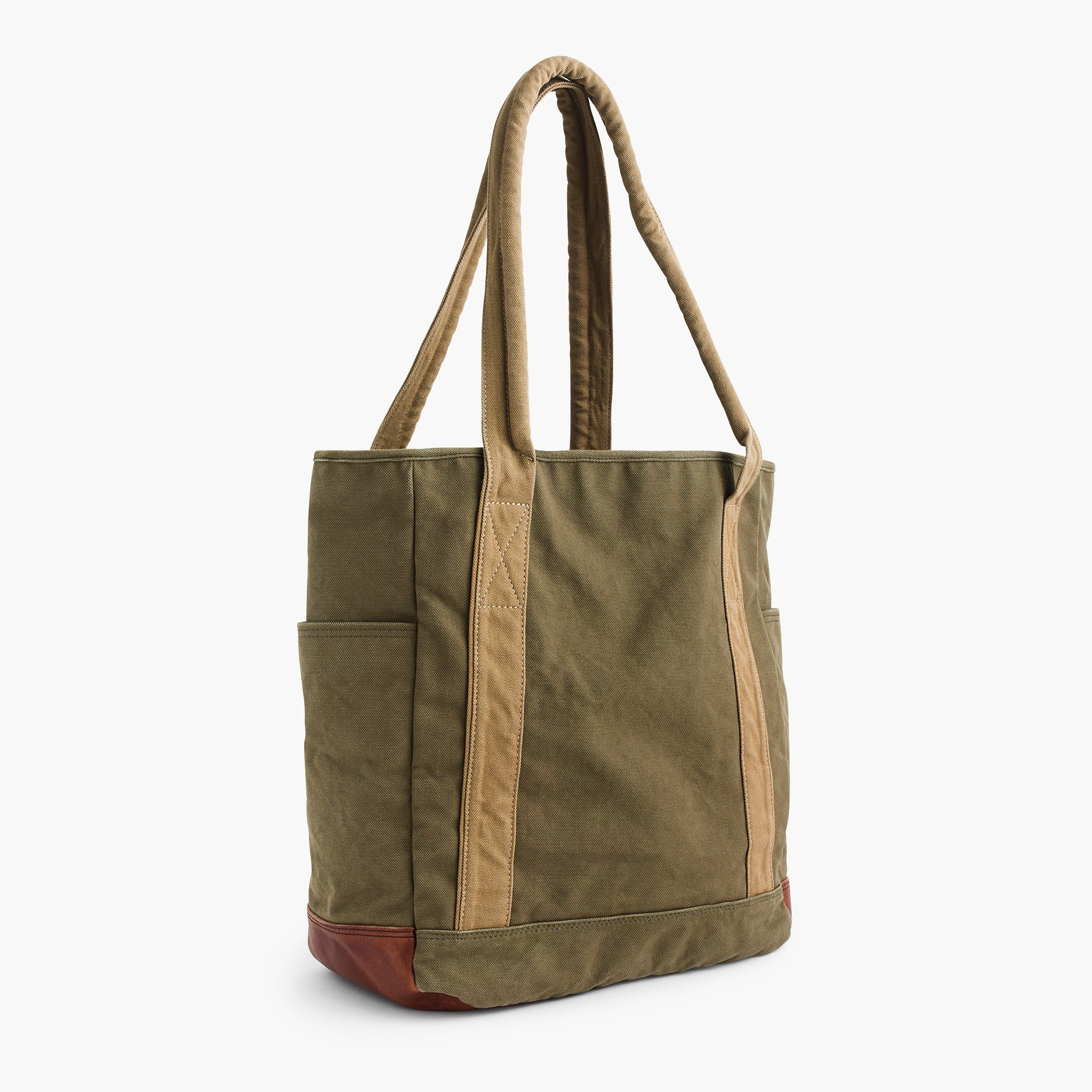 Image 1 for Wallace & Barnes canvas tote