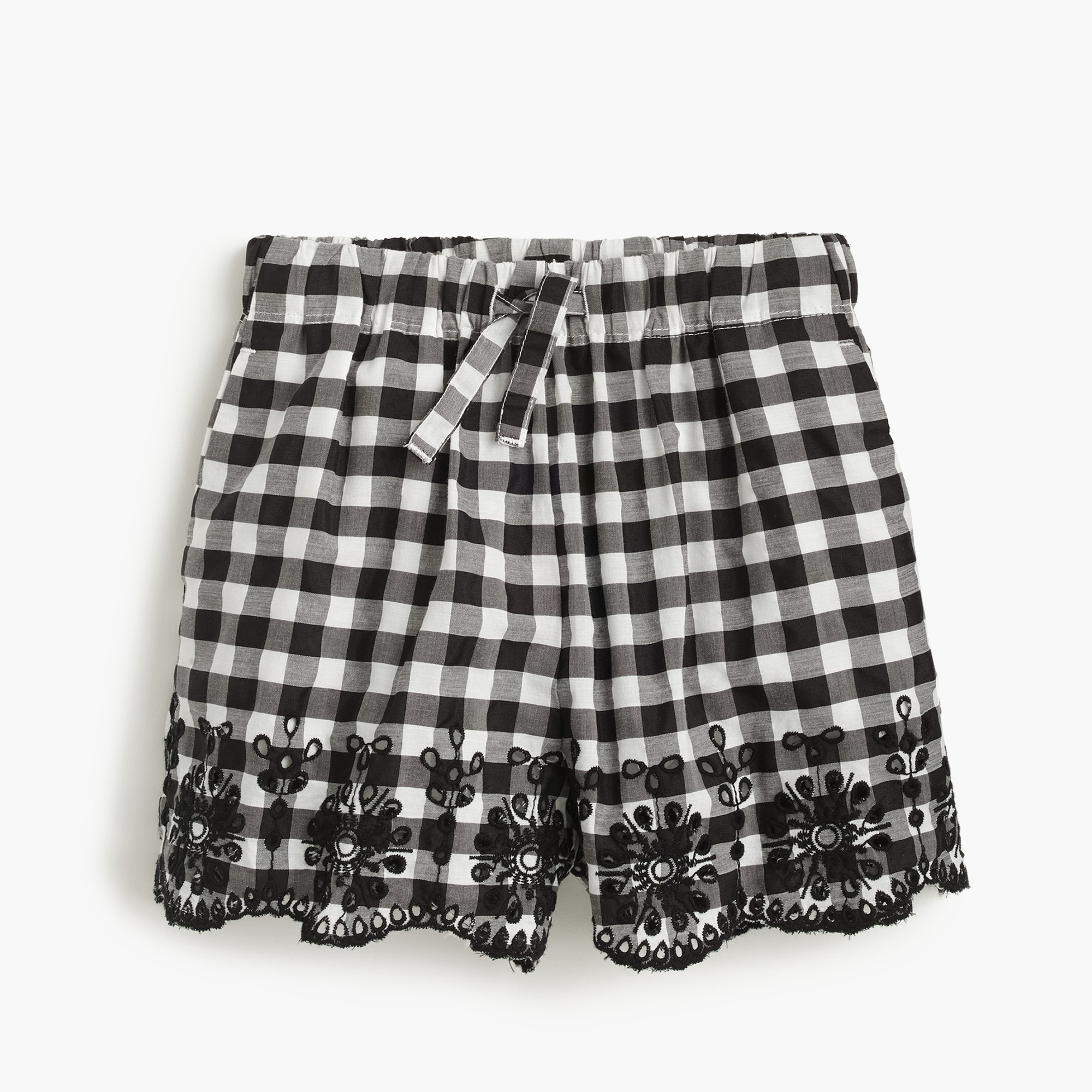 Image 2 for Girls' eyelet short