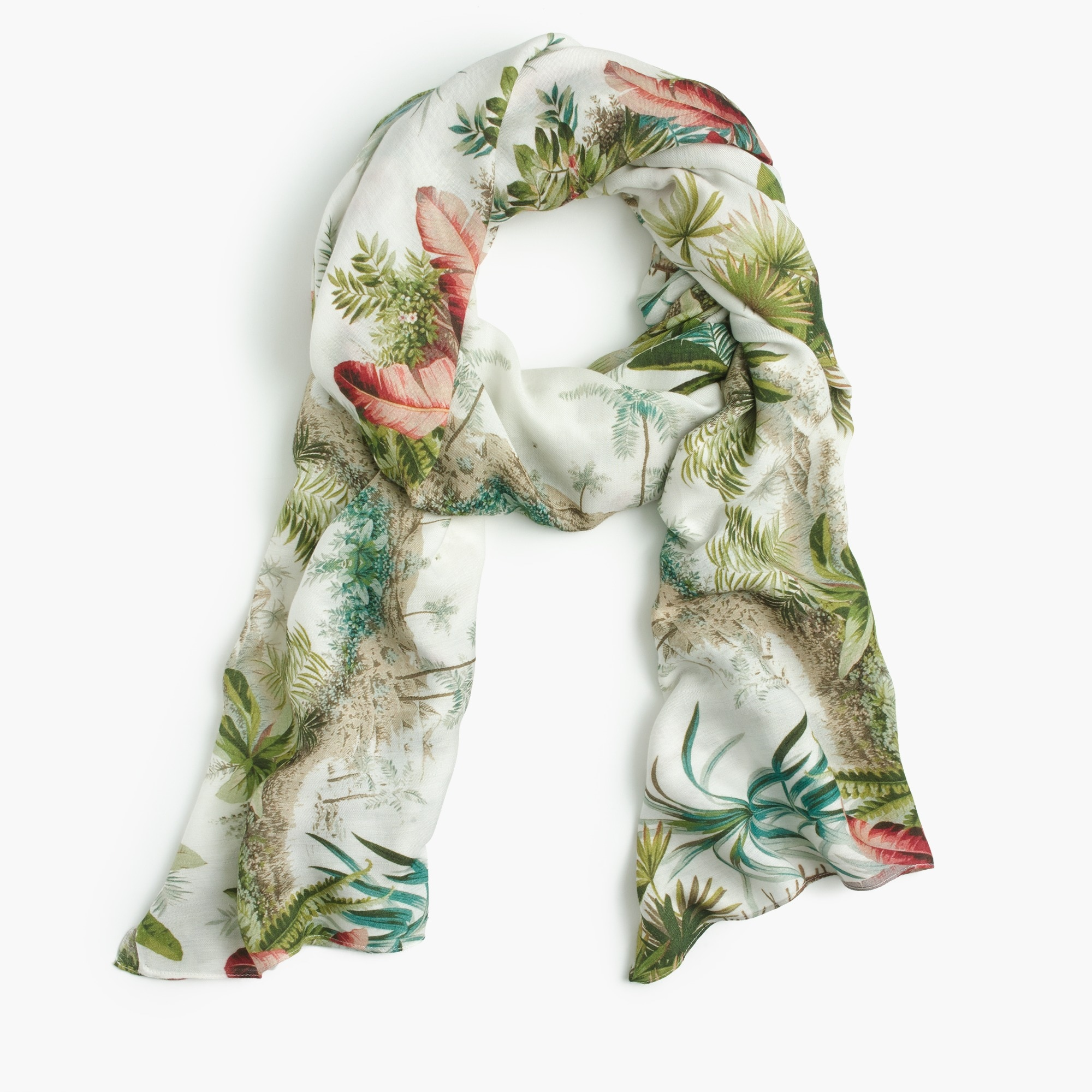 Image 1 for Pierre Frey™ for J.Crew scarf in in Alexandrie print
