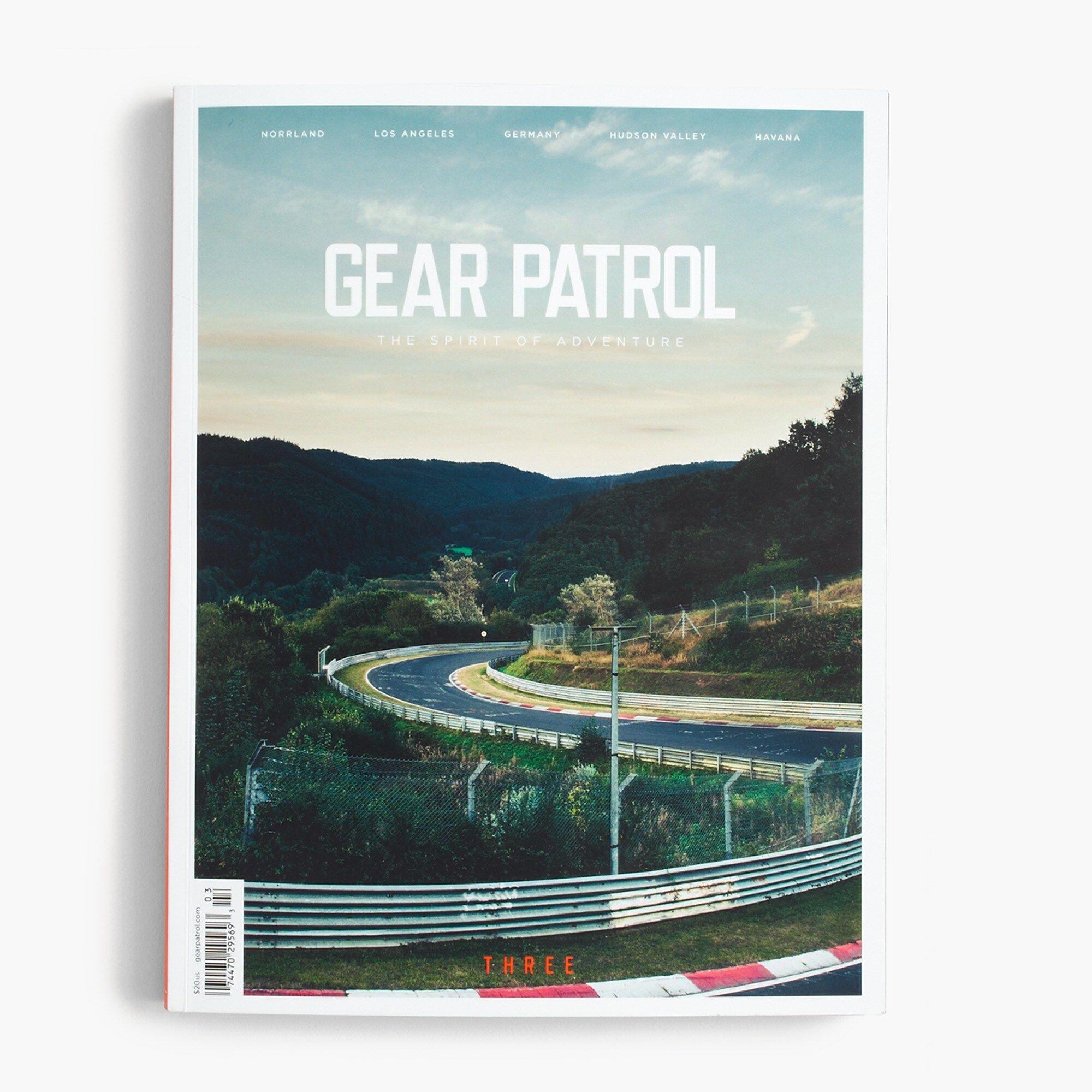 Image 1 for Gear Patrol magazine