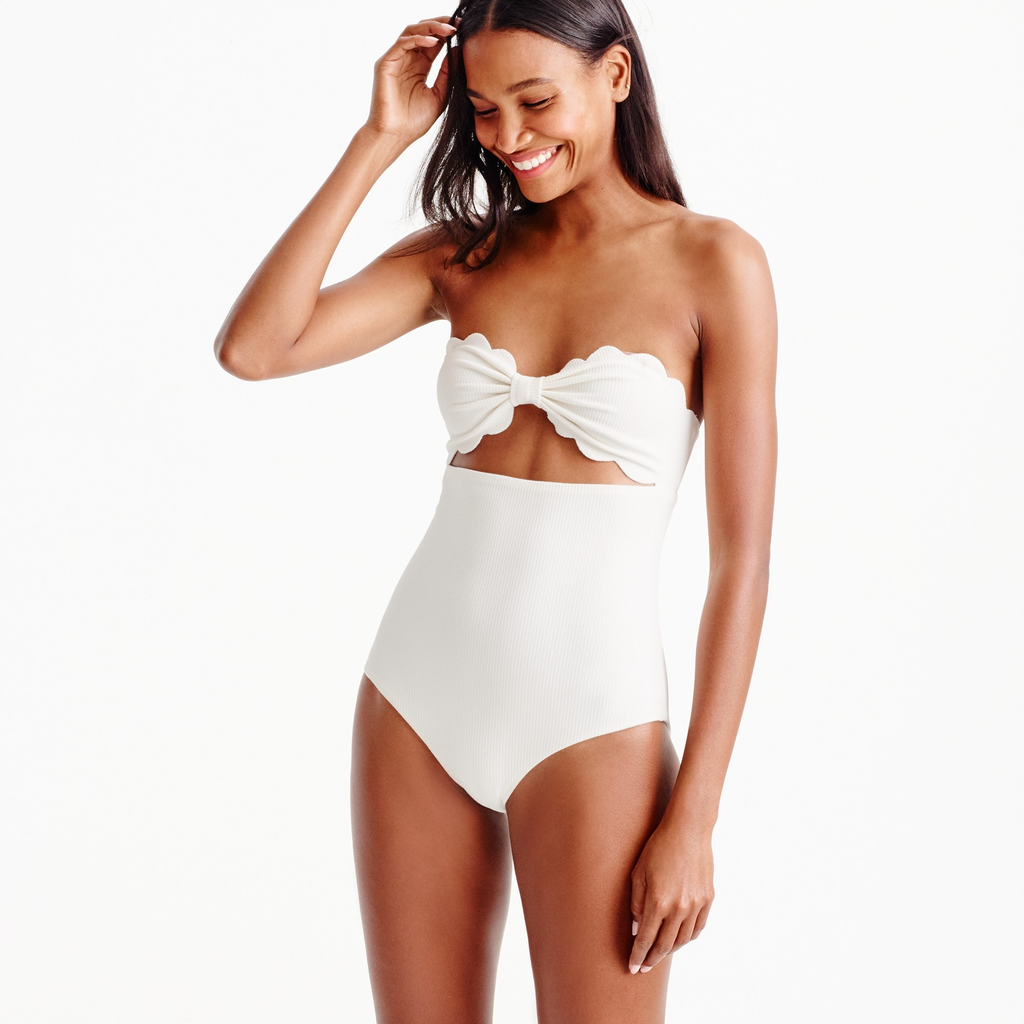 marysia™ antibes one-piece swimsuit : women j.crew in good company
