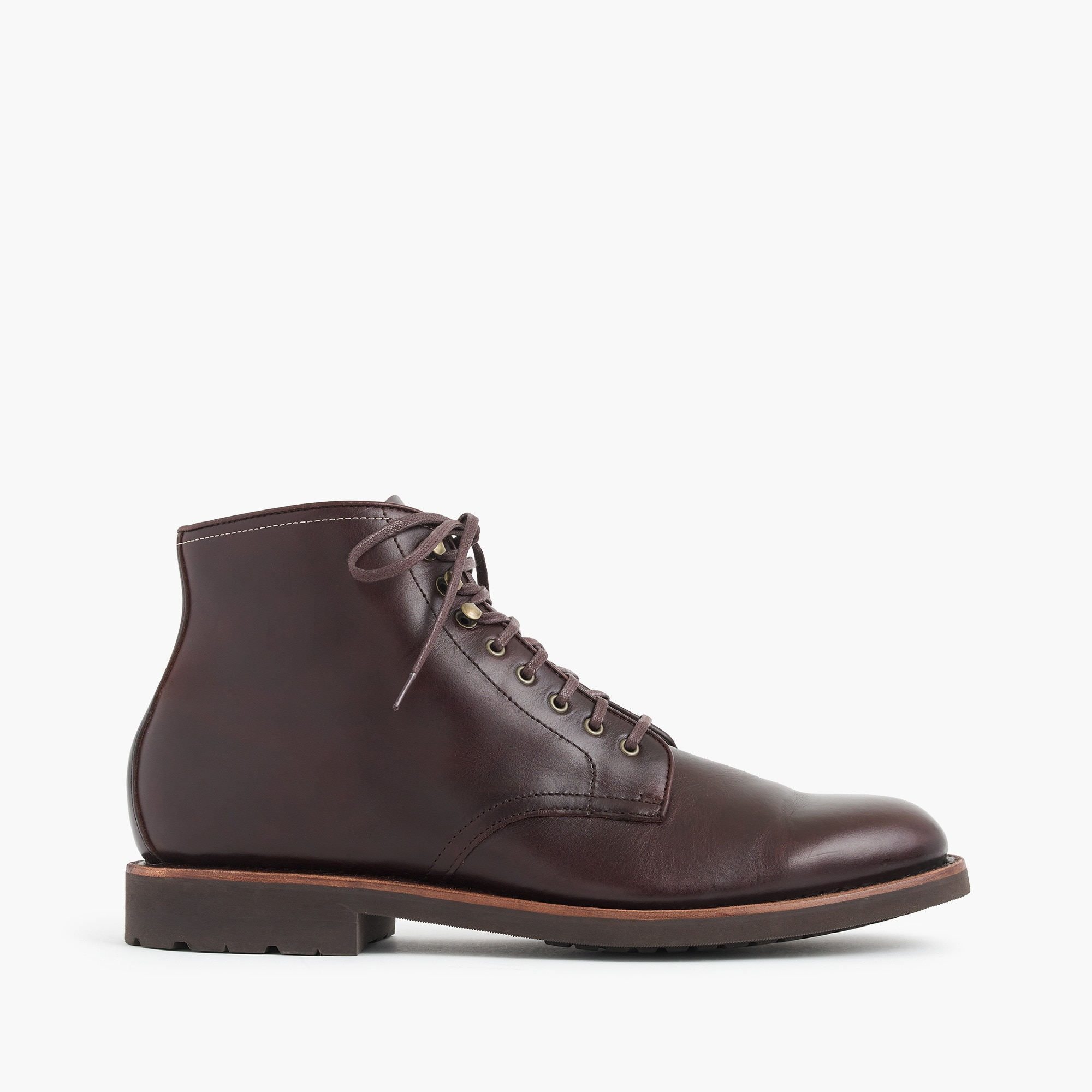 Kenton plain-toe boots