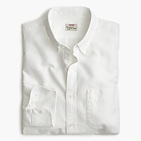American Pima cotton oxford shirt