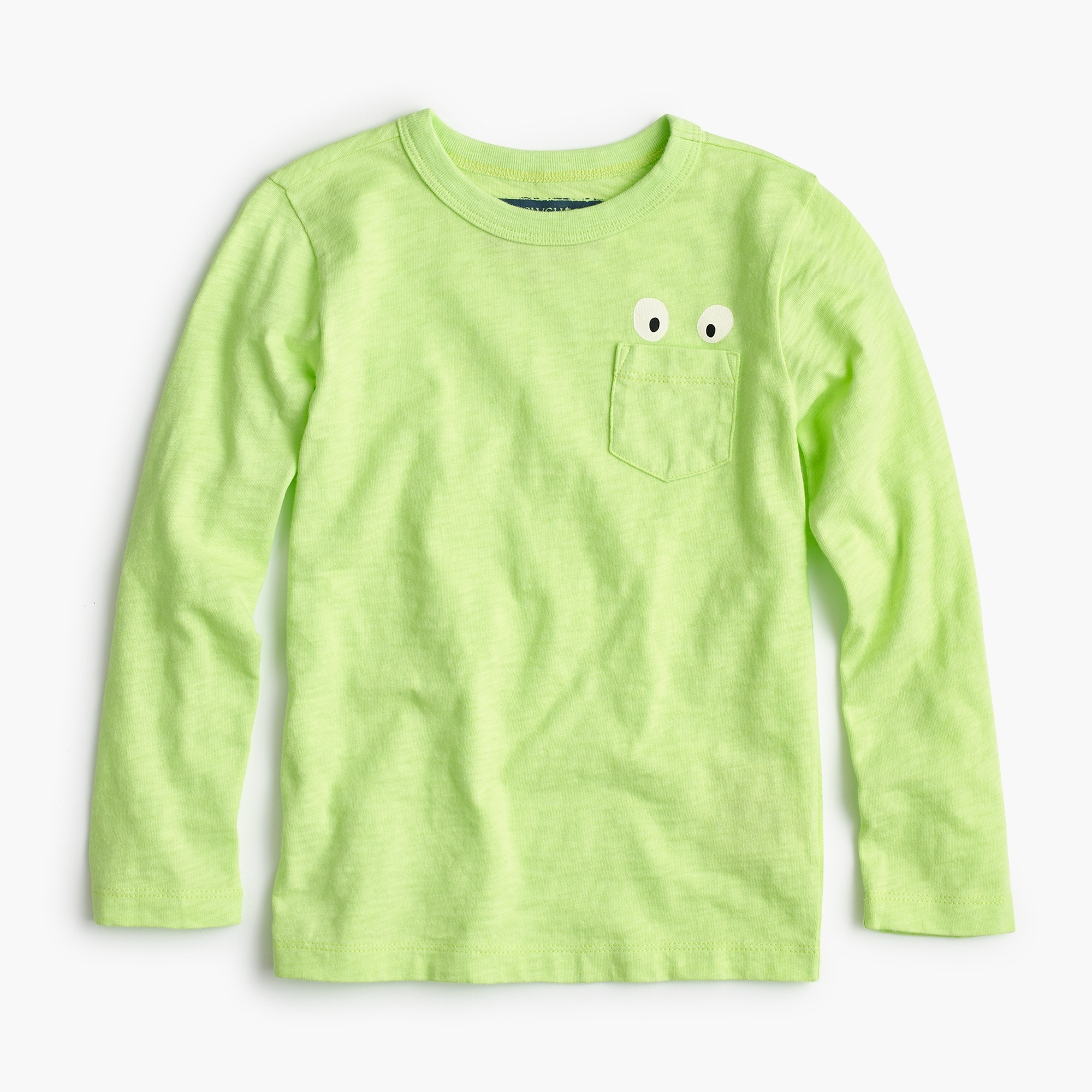 Boys' long-sleeve Max the Monster pocket T-shirt
